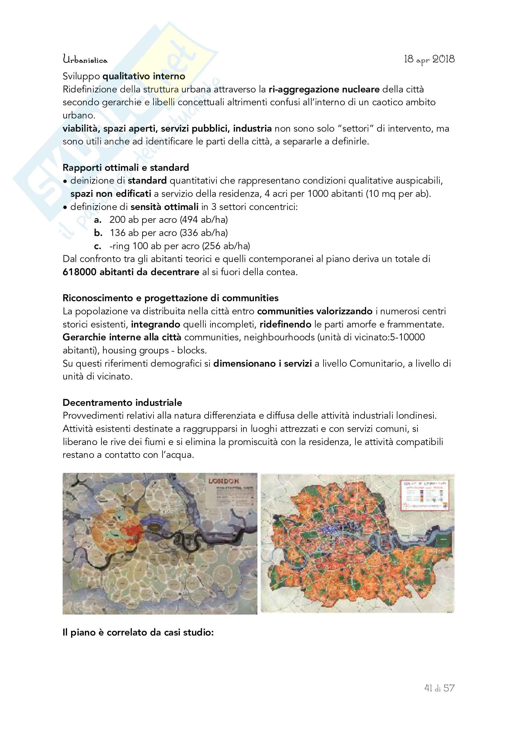 Appunti Urbanistica Pag. 41
