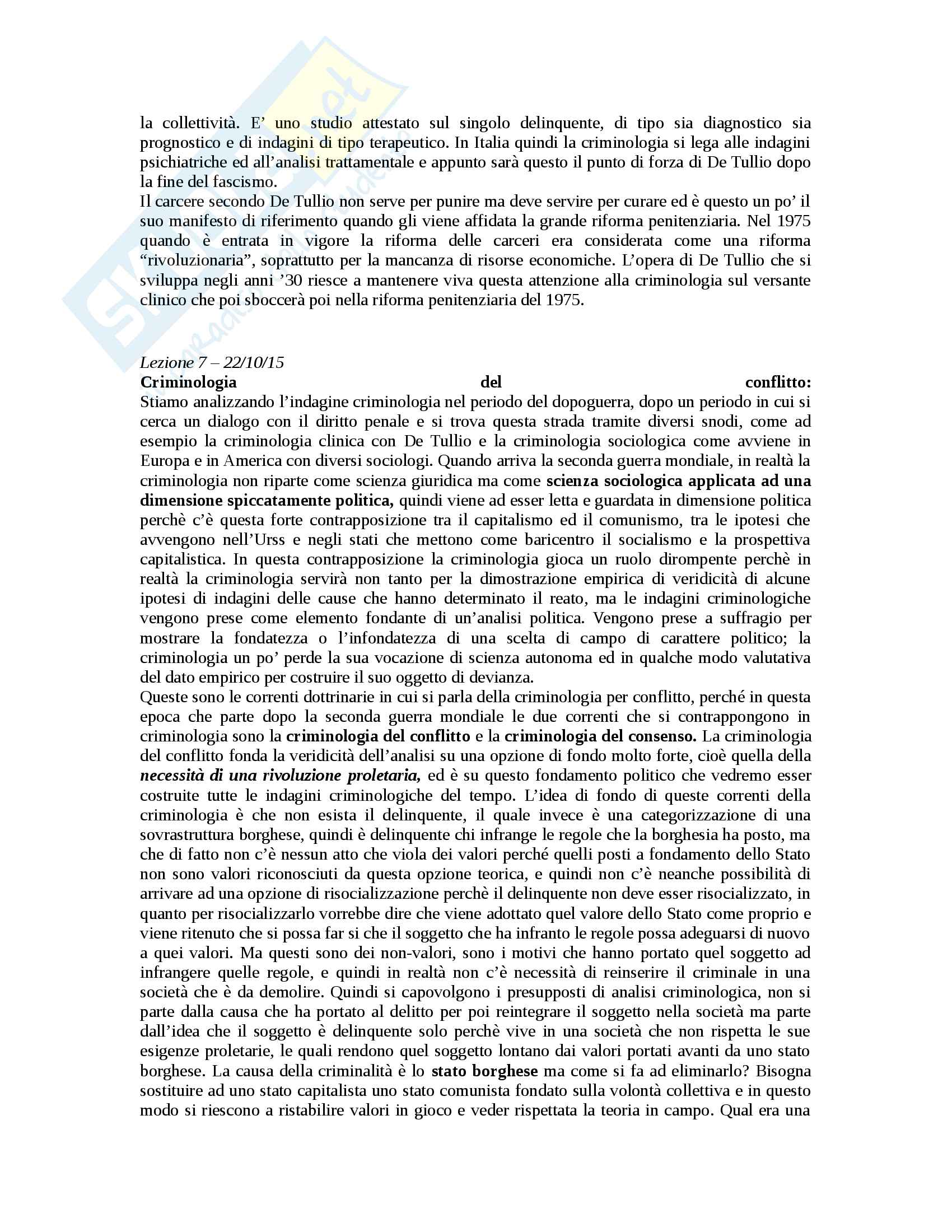 Criminologia completo Pag. 16