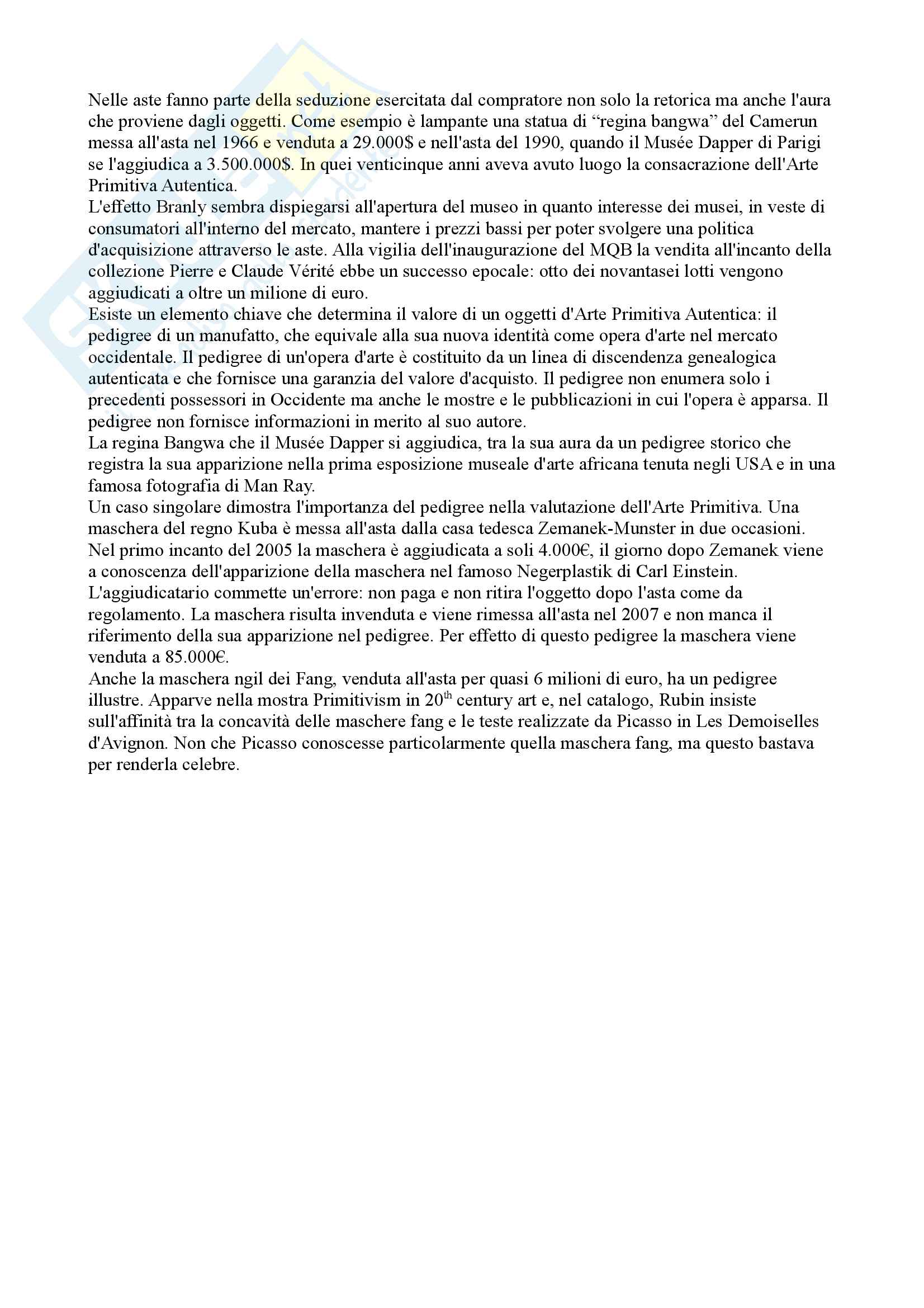 Riassunto esame Antropologia dei patrimoni culturali prof.ssa Rossi, testo consigliato: D'incanto in incanto - Ciminelli Pag. 26