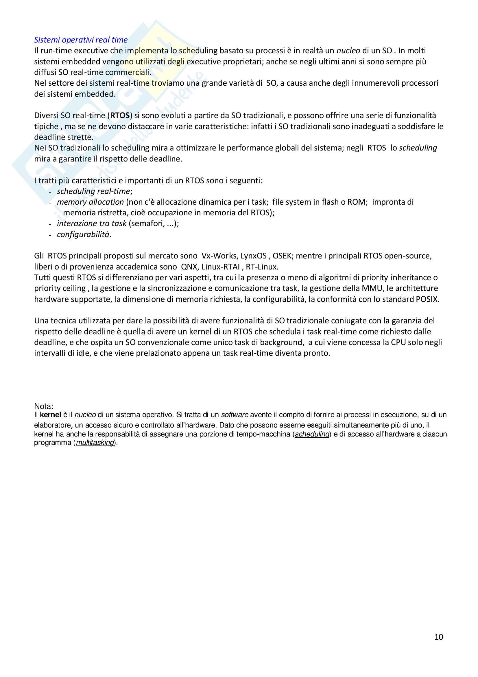 Riassunto Informatica industriale Pag. 11