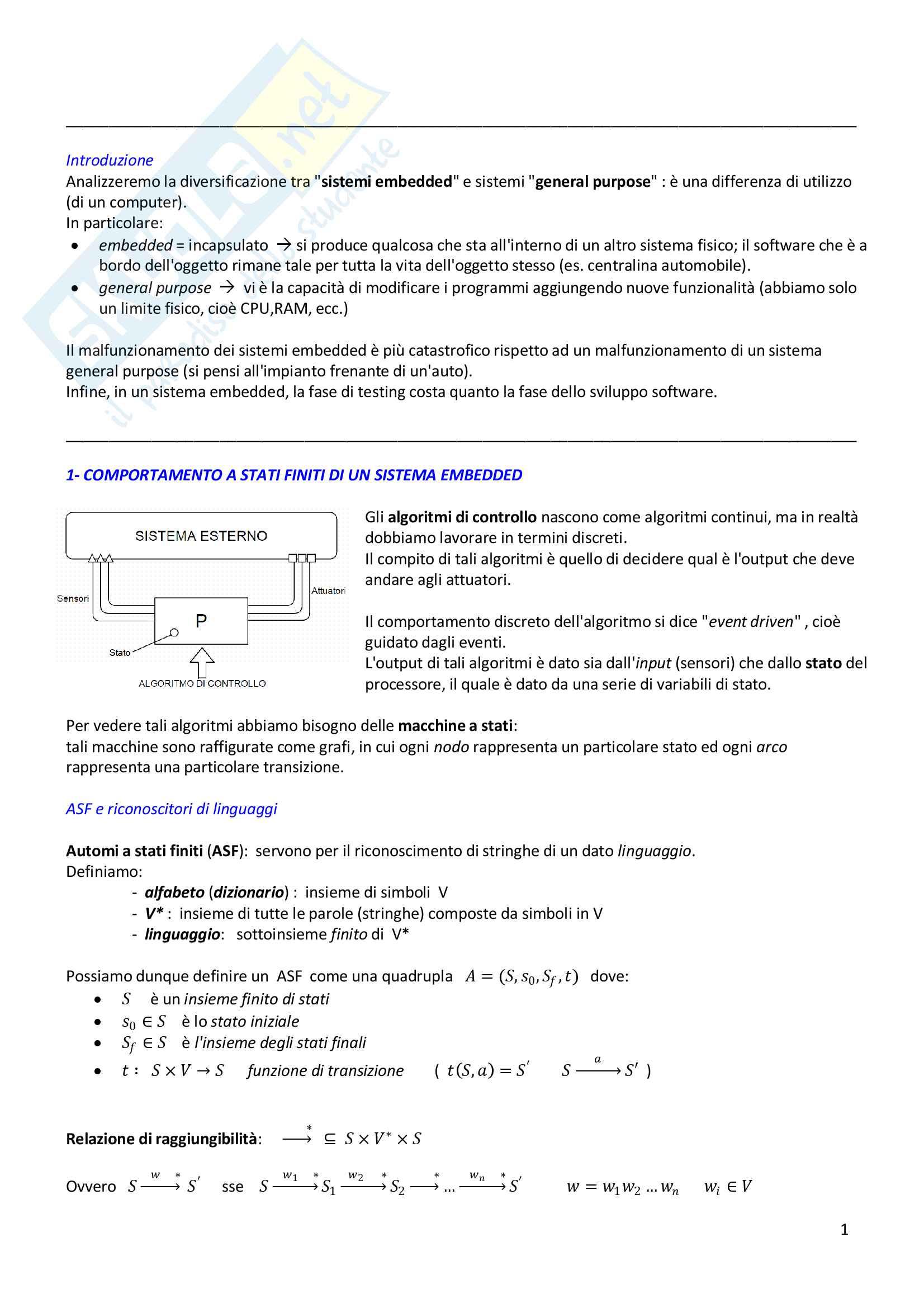 Riassunto Informatica industriale Pag. 2