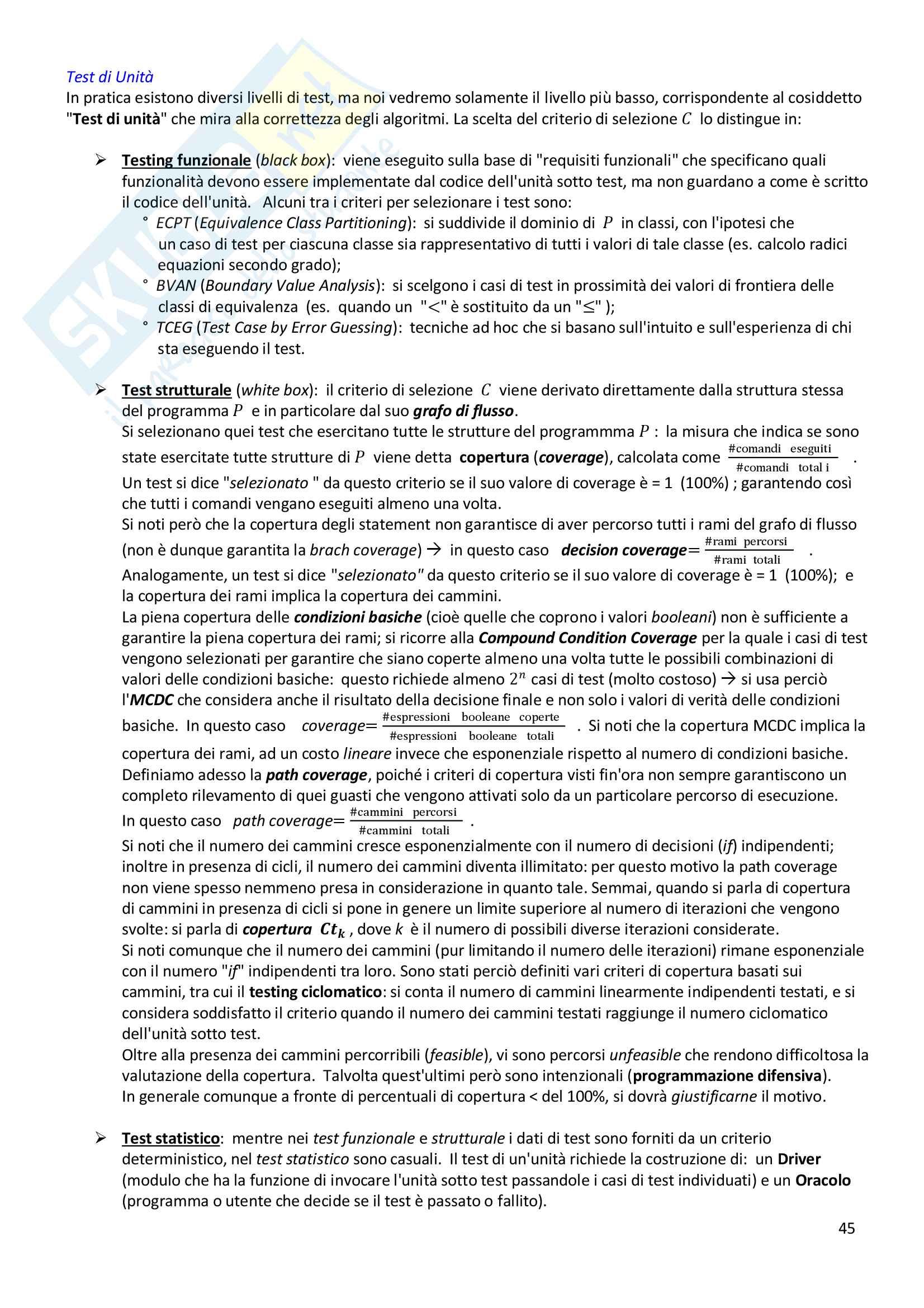 Riassunto Informatica industriale Pag. 46