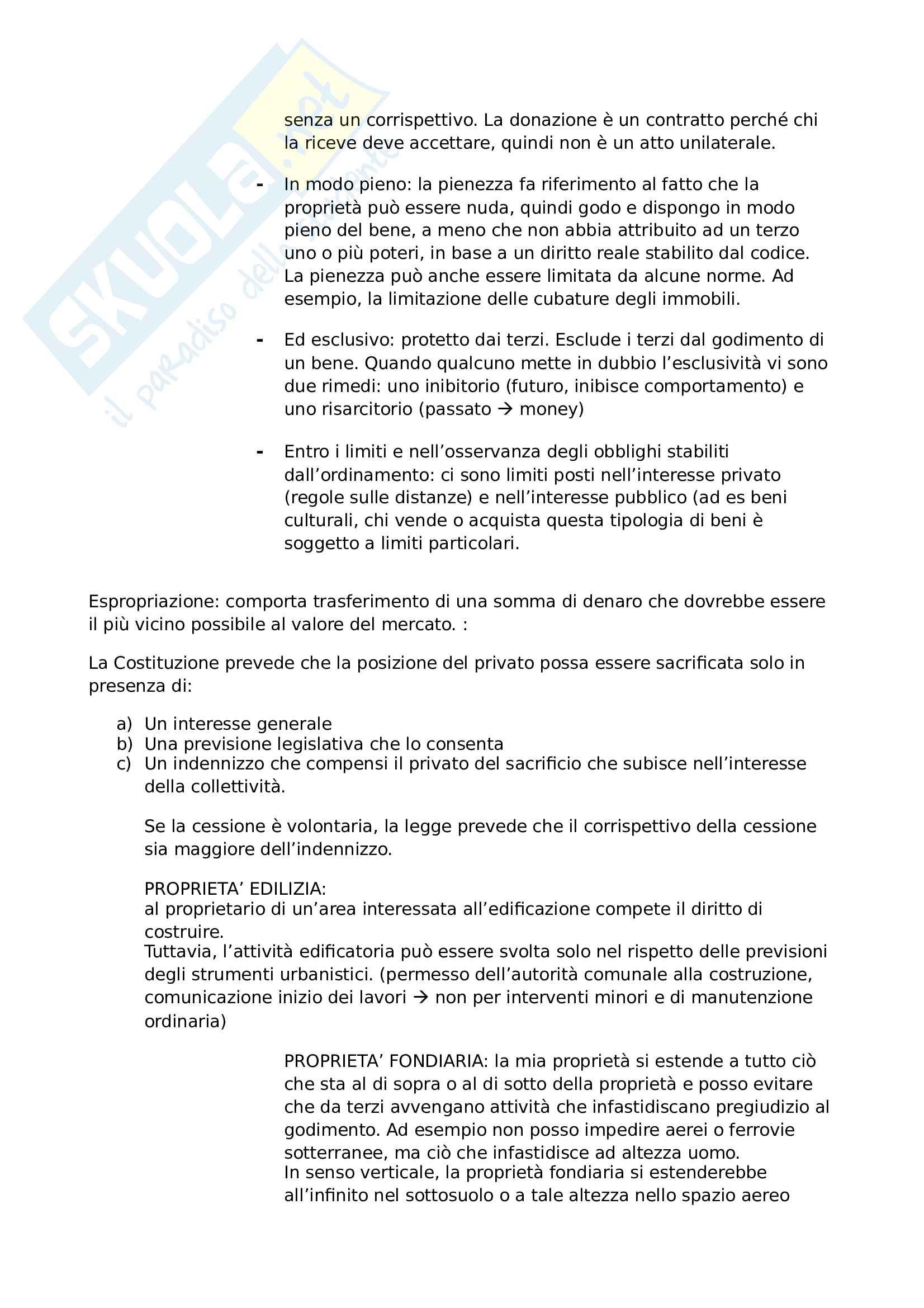 DIRITTO PRIVATO Pag. 21