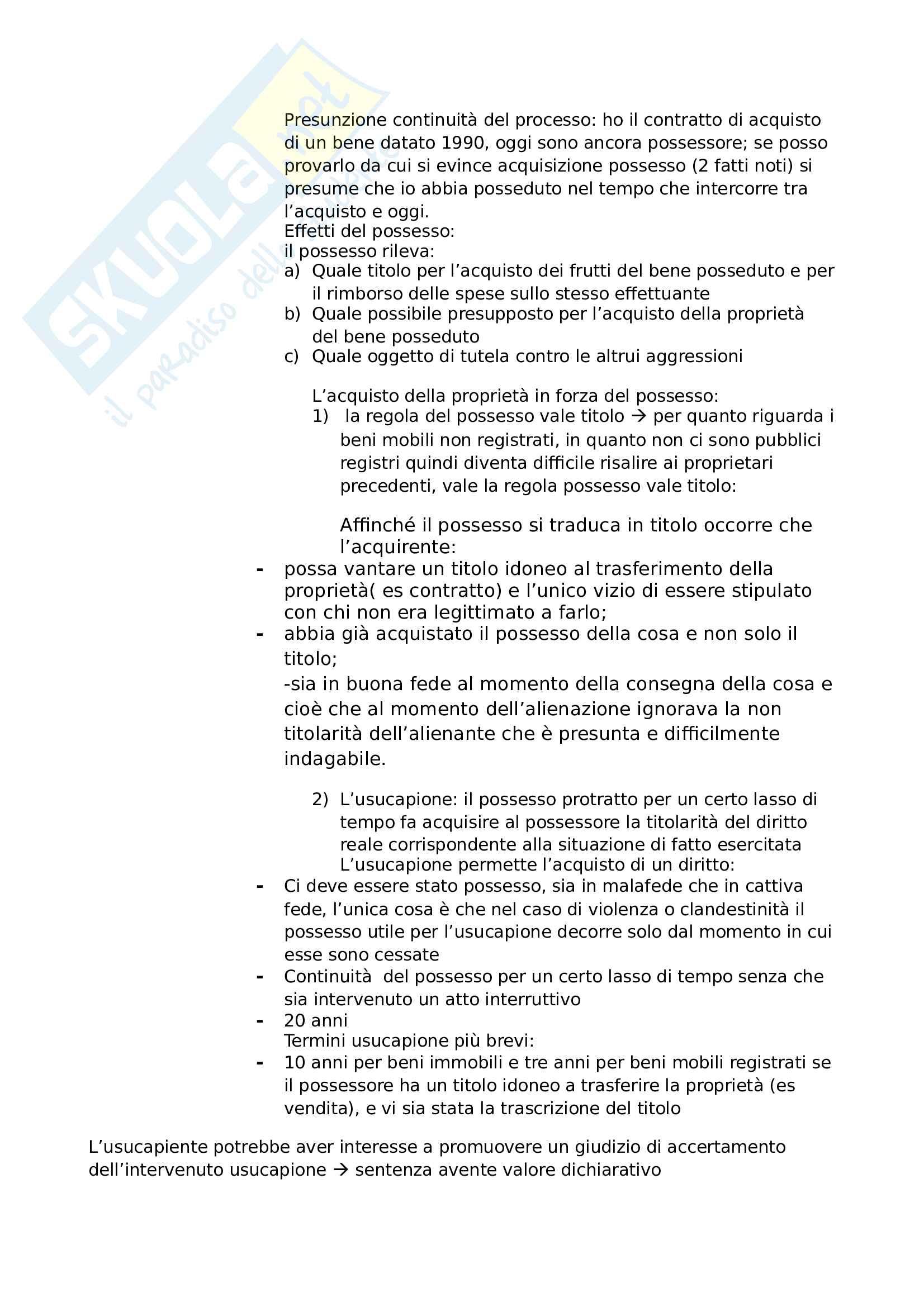 DIRITTO PRIVATO Pag. 26