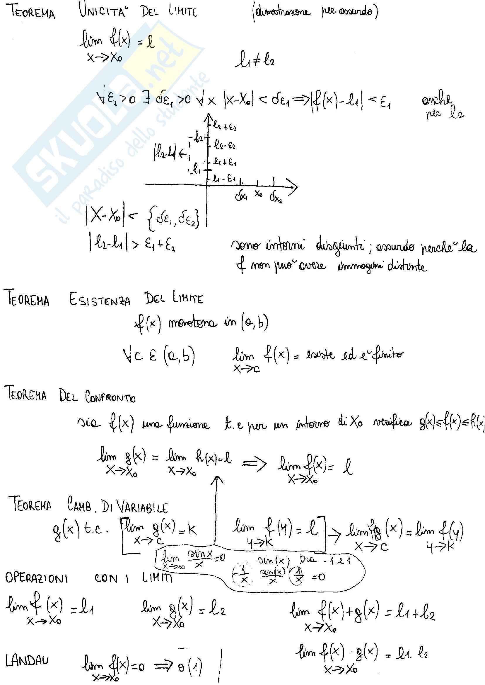 Lezioni, Matematica generale Pag. 11