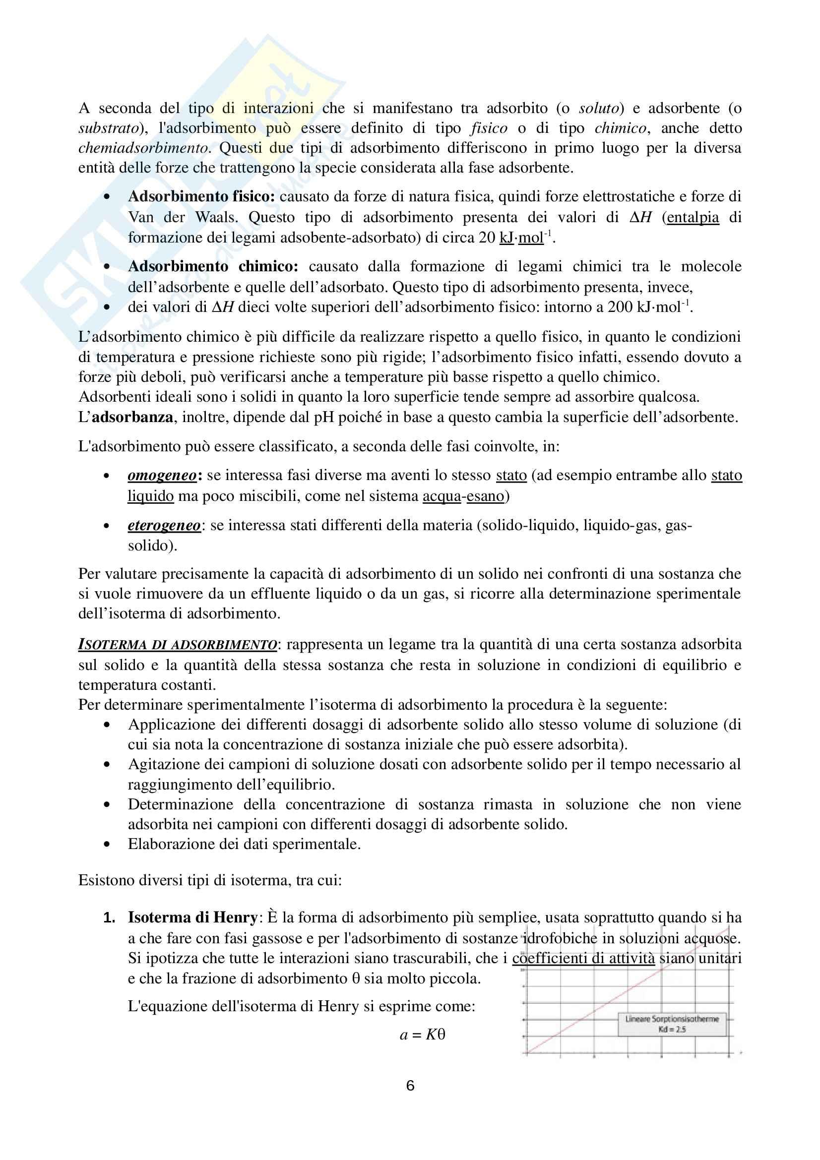 Relazione Laboratorio 3, Laboratorio di ingegneria chimica Pag. 6