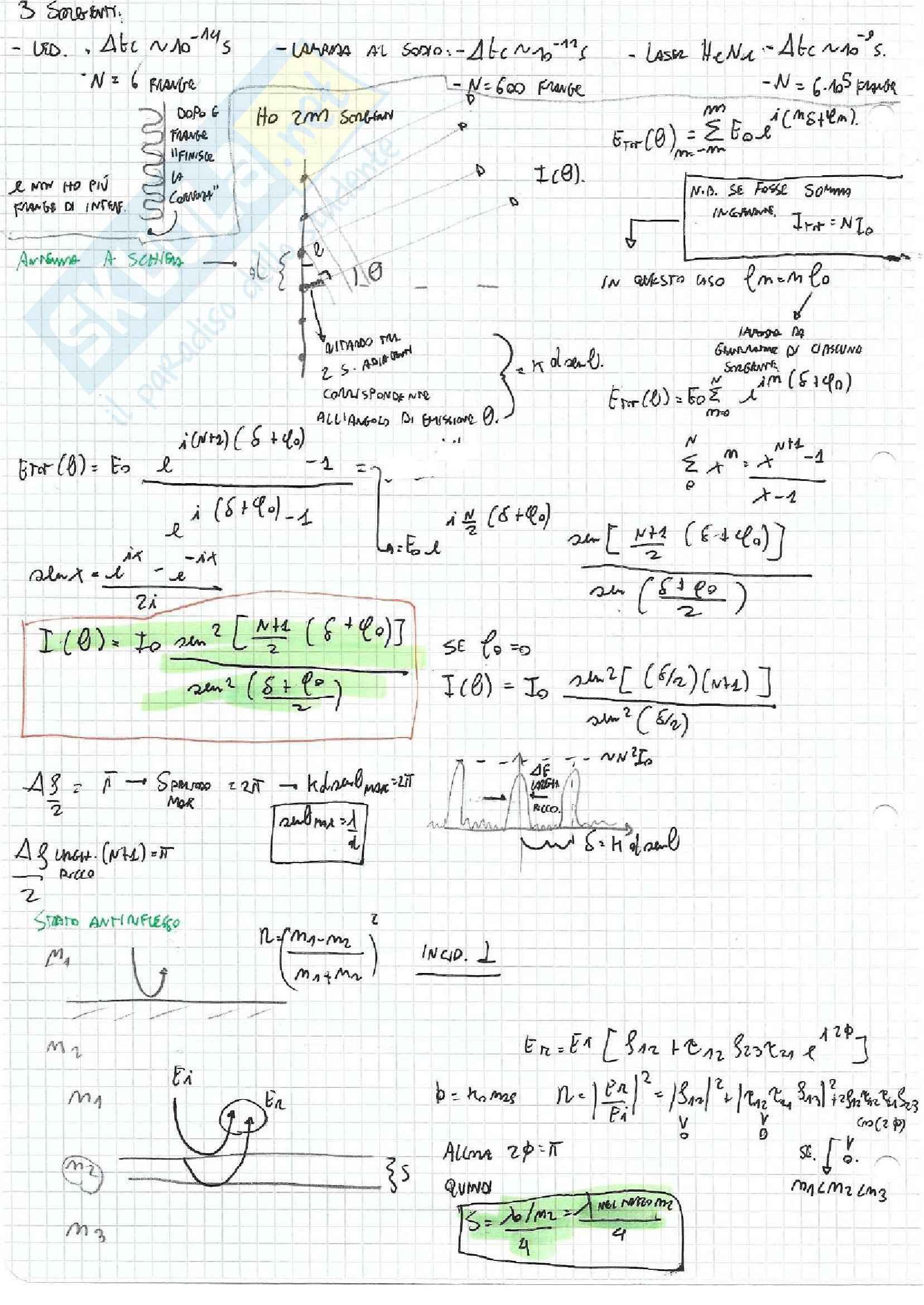 Appunti ed Esercizi Fisica 2 Pag. 126
