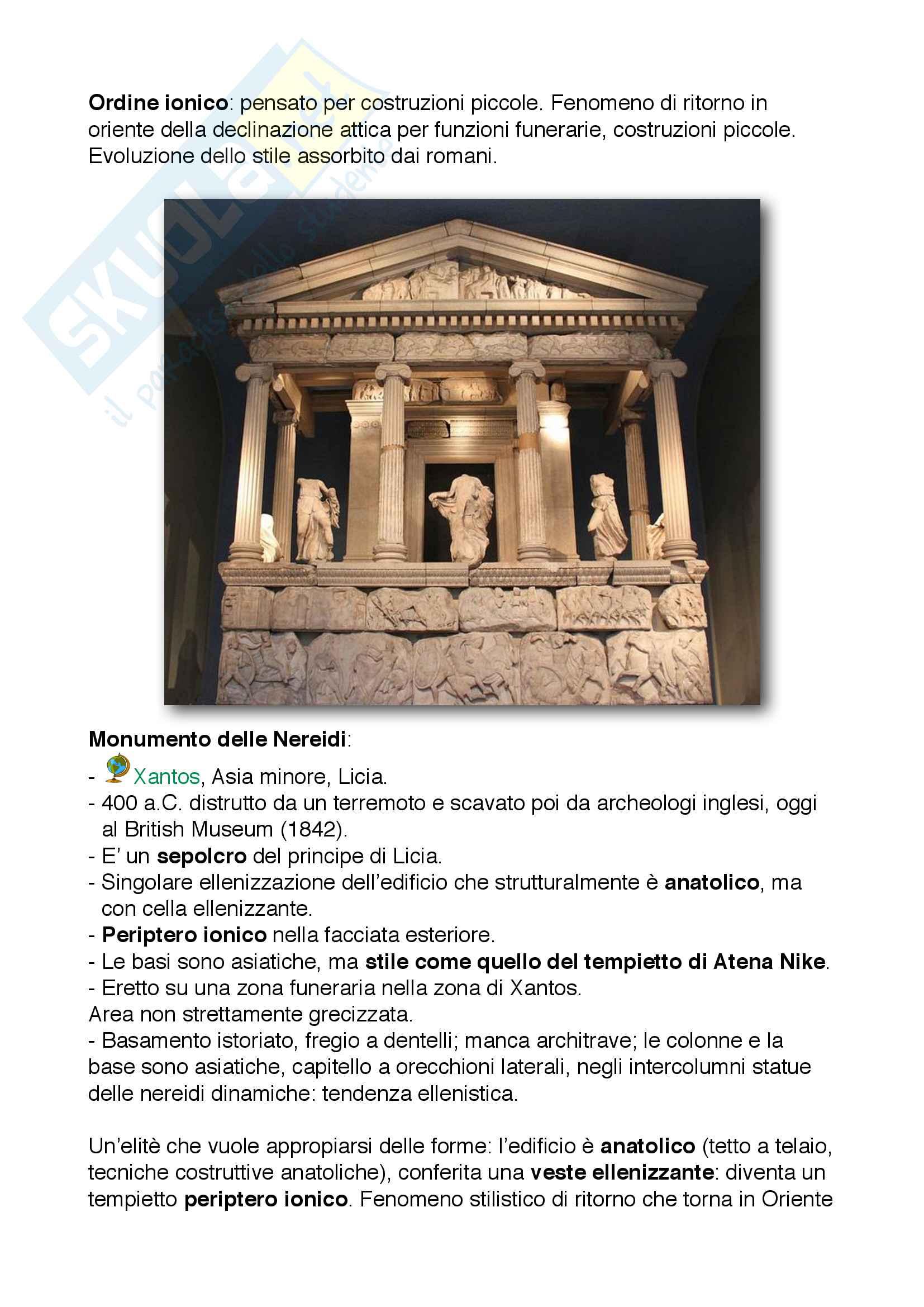 16 Forme greche in Oriente