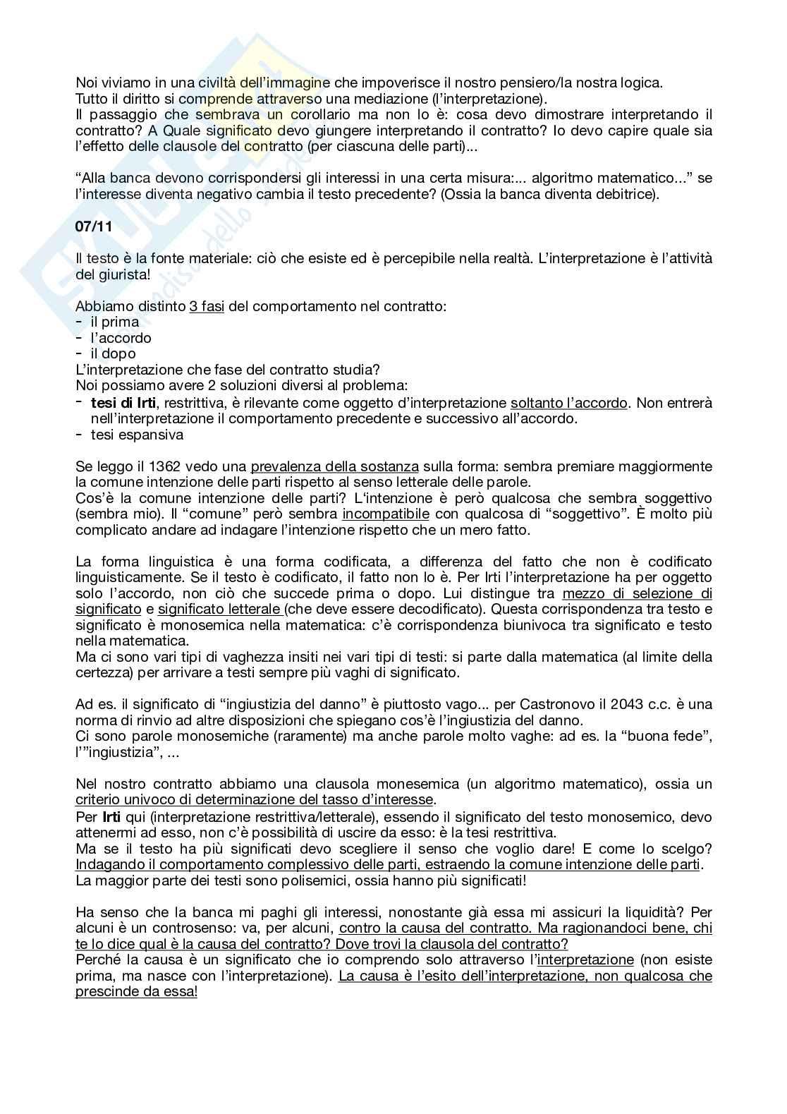Appunti di Diritto Civile I (corso di Mauro Orlandi) Pag. 11