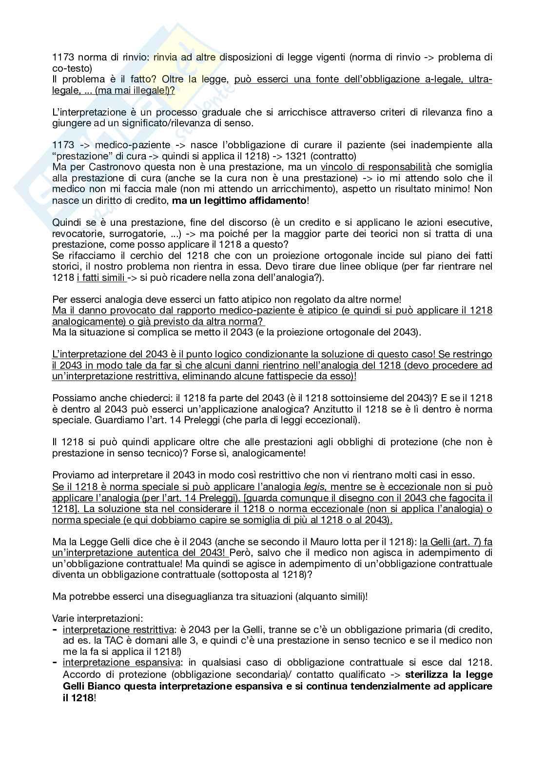 Appunti di Diritto Civile I (corso di Mauro Orlandi) Pag. 46