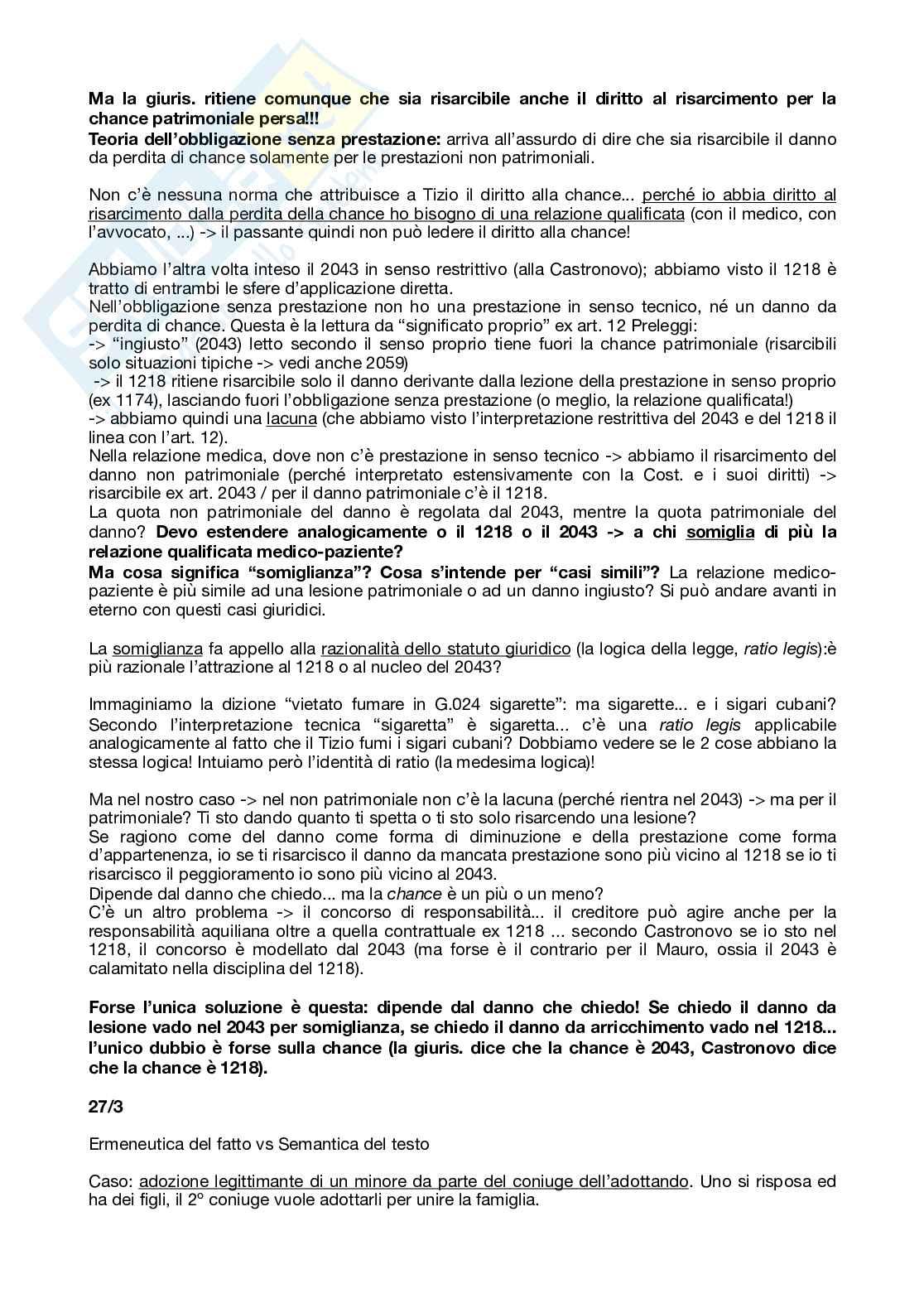 Appunti di Diritto Civile I (corso di Mauro Orlandi) Pag. 61