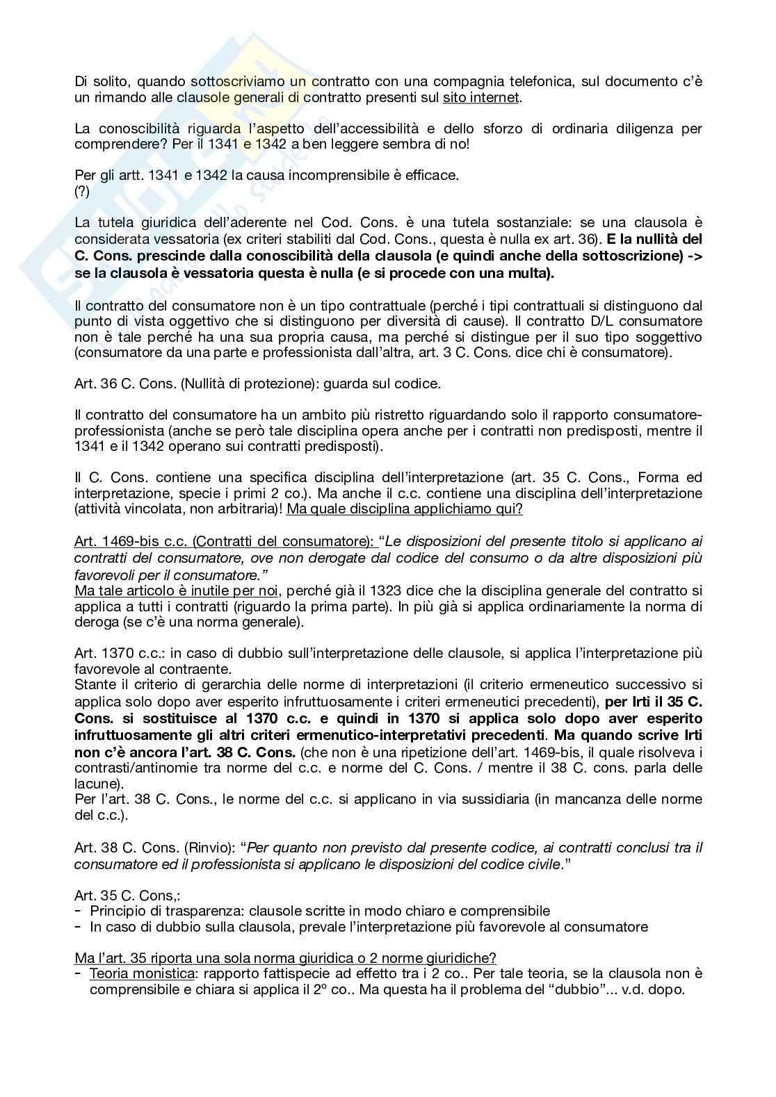 Appunti di Diritto Civile I (corso di Mauro Orlandi) Pag. 66