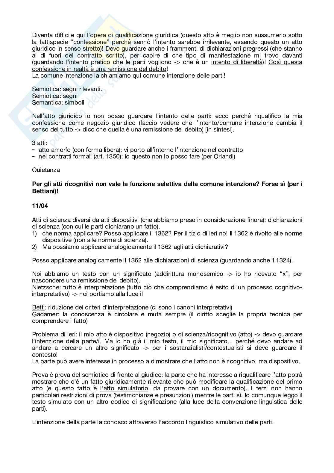 Appunti di Diritto Civile I (corso di Mauro Orlandi) Pag. 76