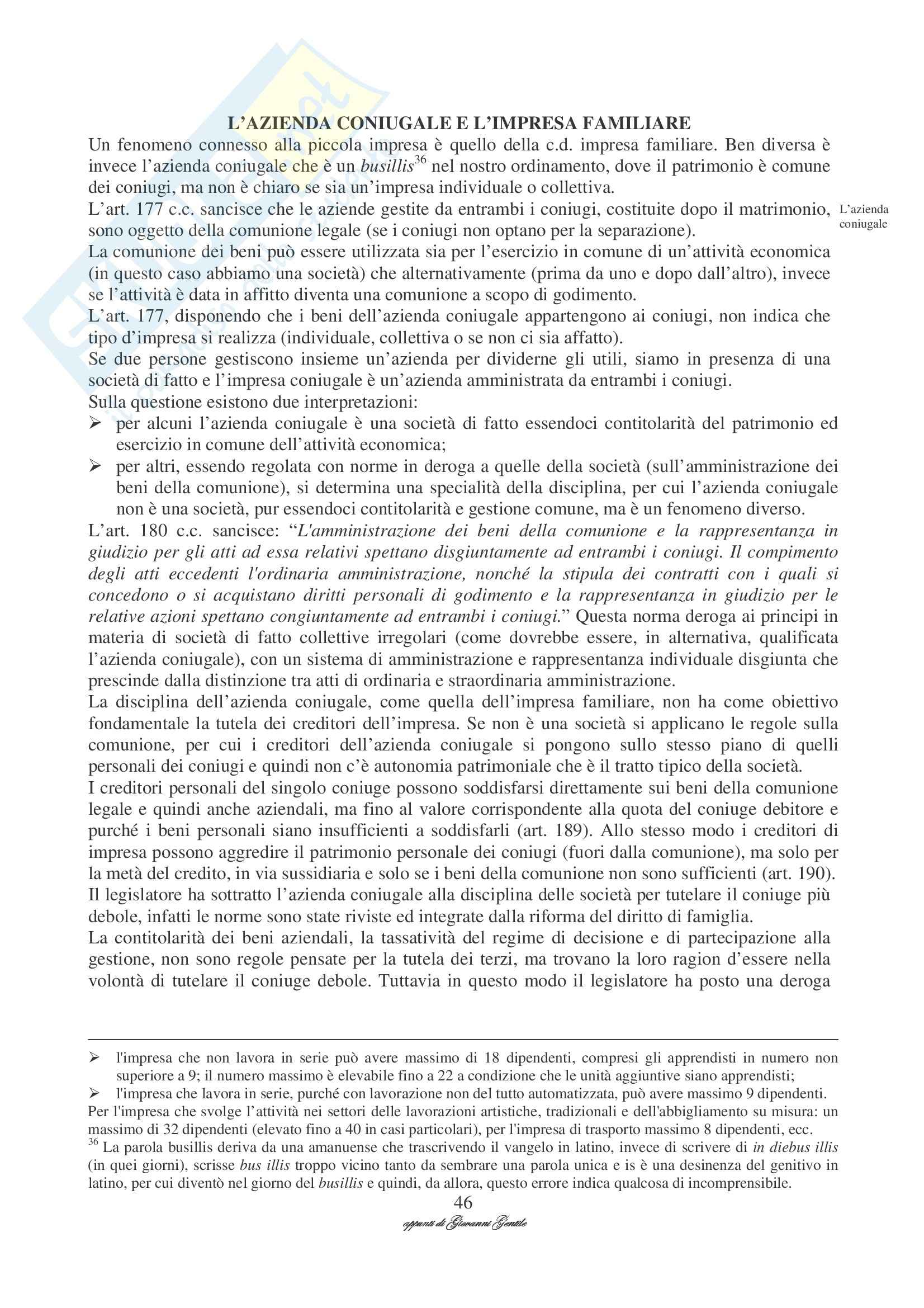 Diritto Commerciale I Pag. 46