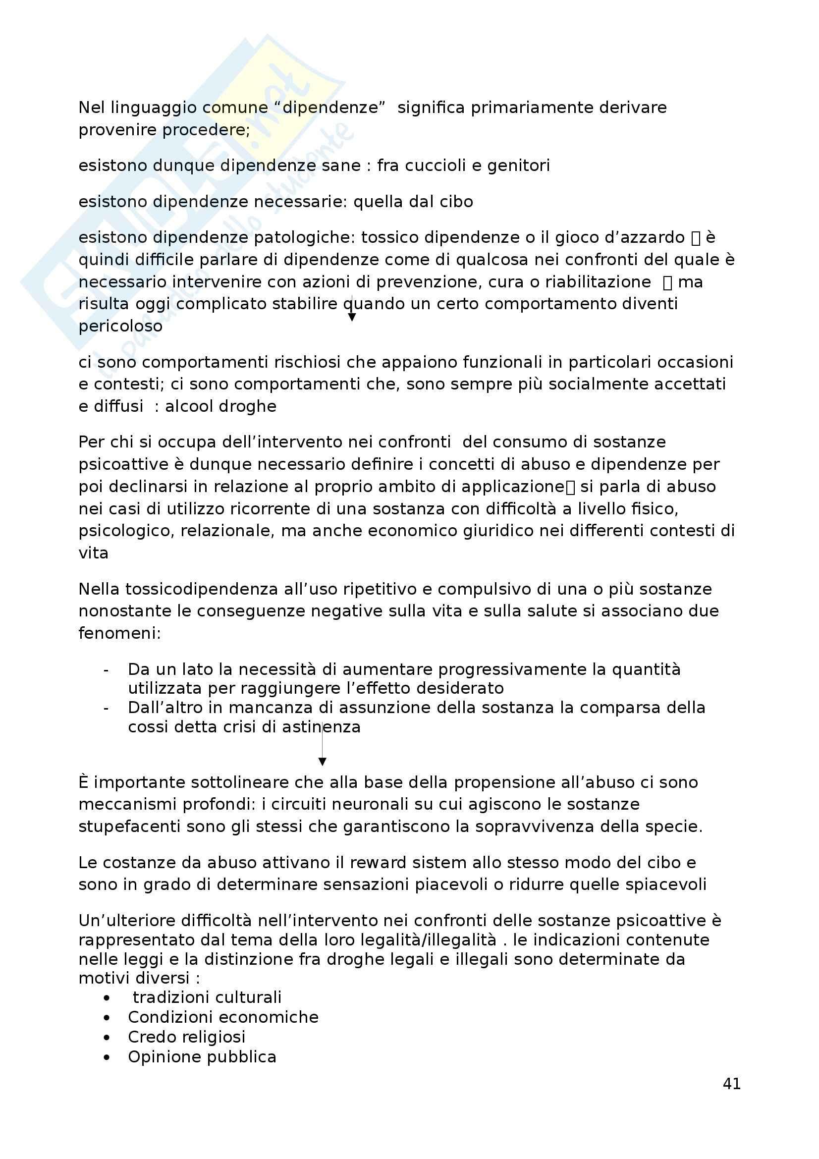 Riassunto esame Pedagogia generale, prof. Tramma, libro consigliato Introduzione alla pedagogia e al lavoro educativo, Kaniza Pag. 41