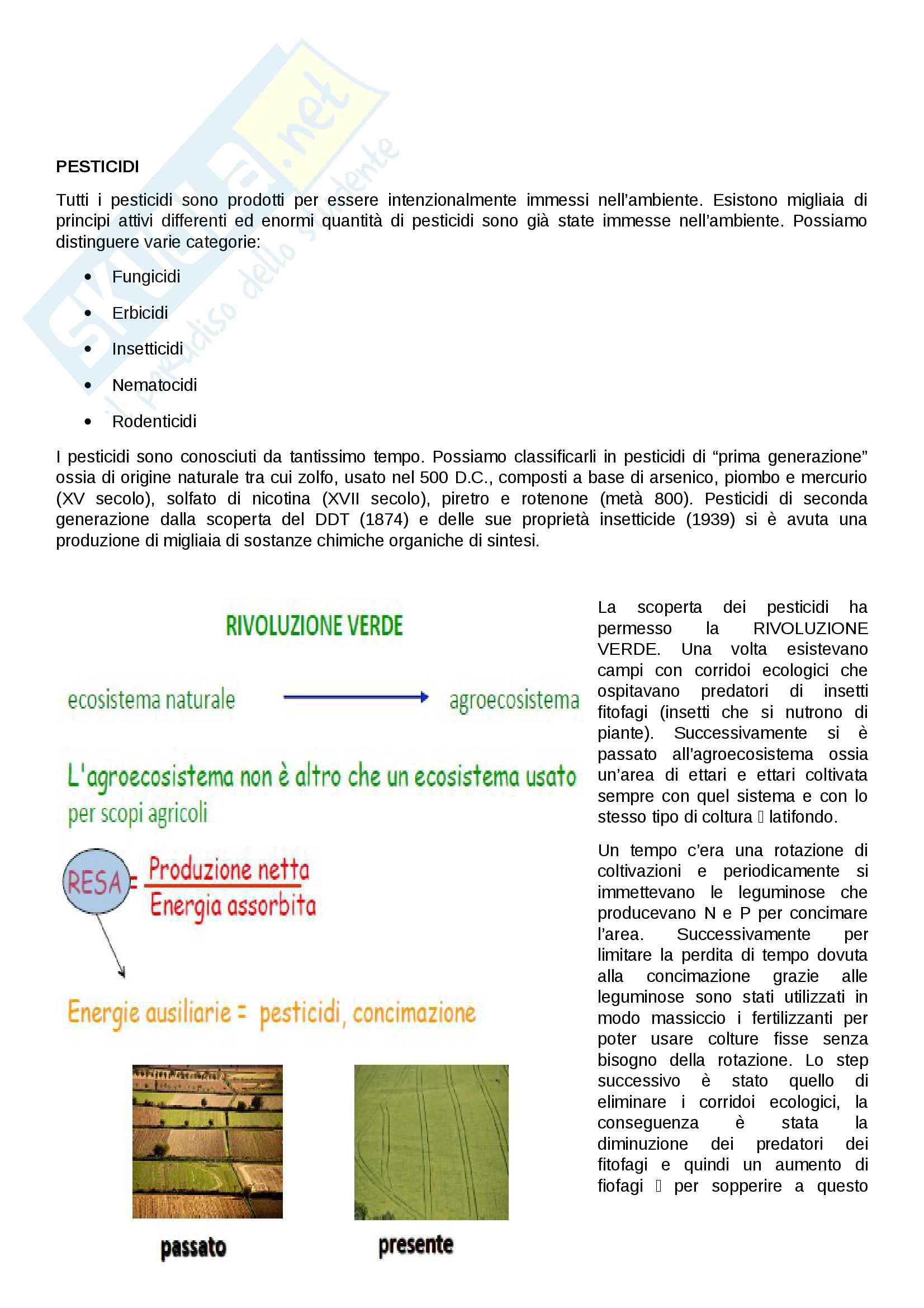 Ecotossicologia Pag. 11