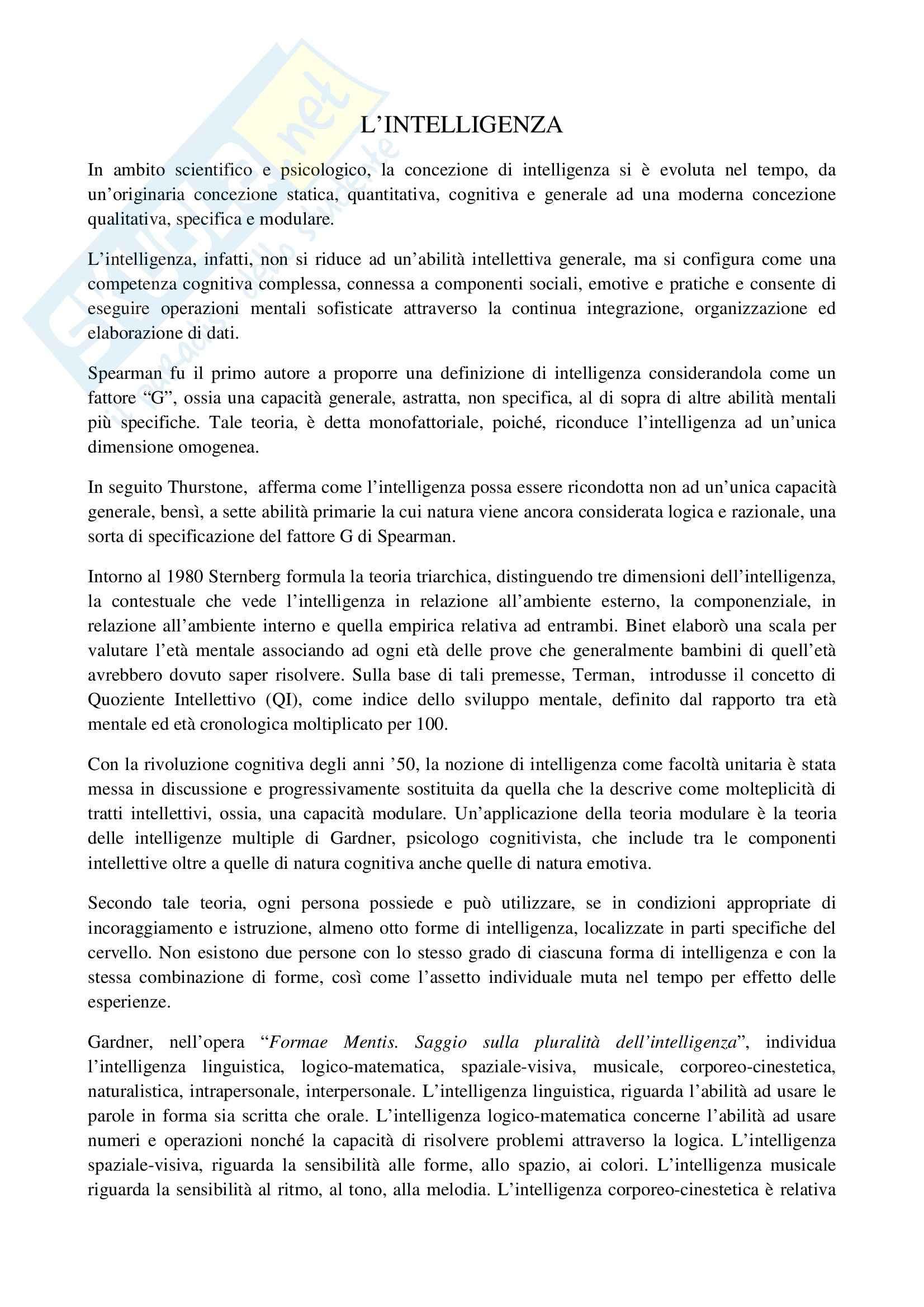 TEMI SVOLTI ESAME DI STATO PSICOLOGO PRIMA PARTE Pag. 111