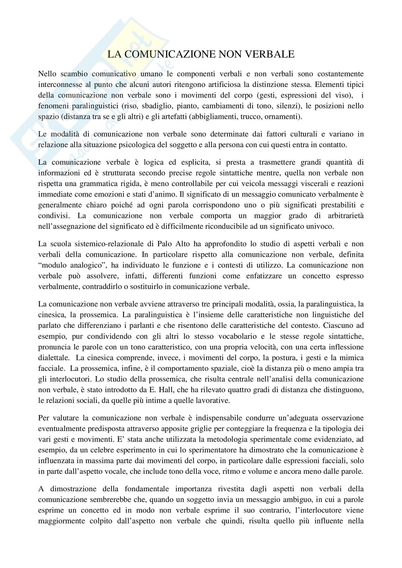 TEMI SVOLTI ESAME DI STATO PSICOLOGO PRIMA PARTE Pag. 116