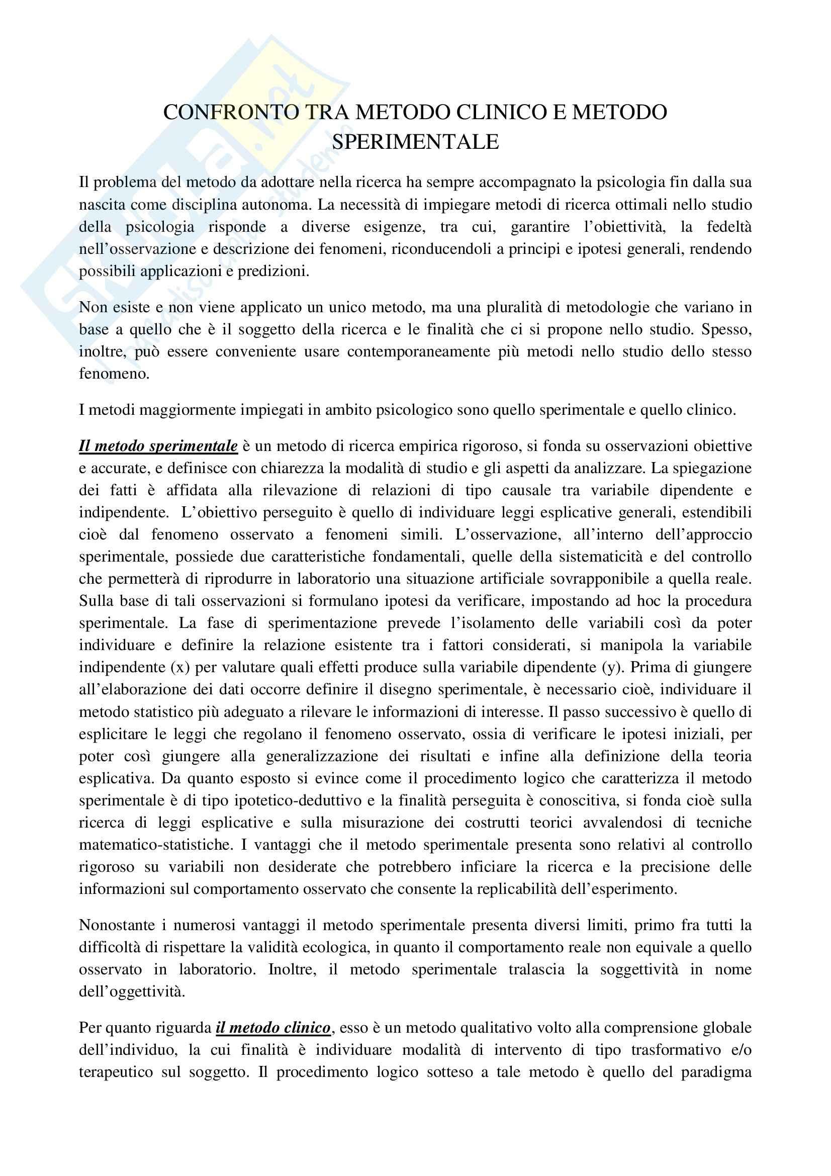 TEMI SVOLTI ESAME DI STATO PSICOLOGO PRIMA PARTE Pag. 61