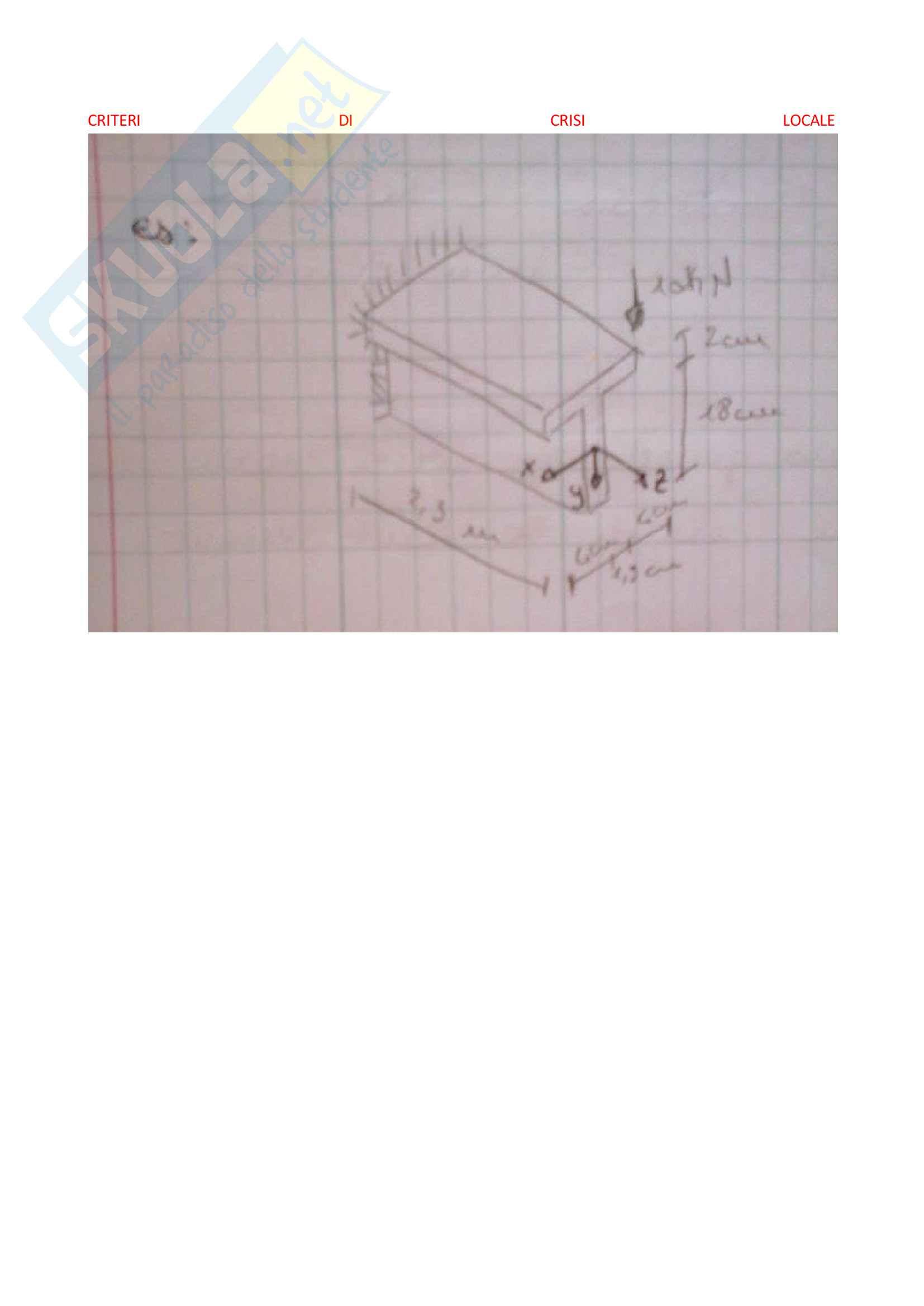 Esercitazioni Scienza delle Costruzioni con Soluzioni Pag. 116