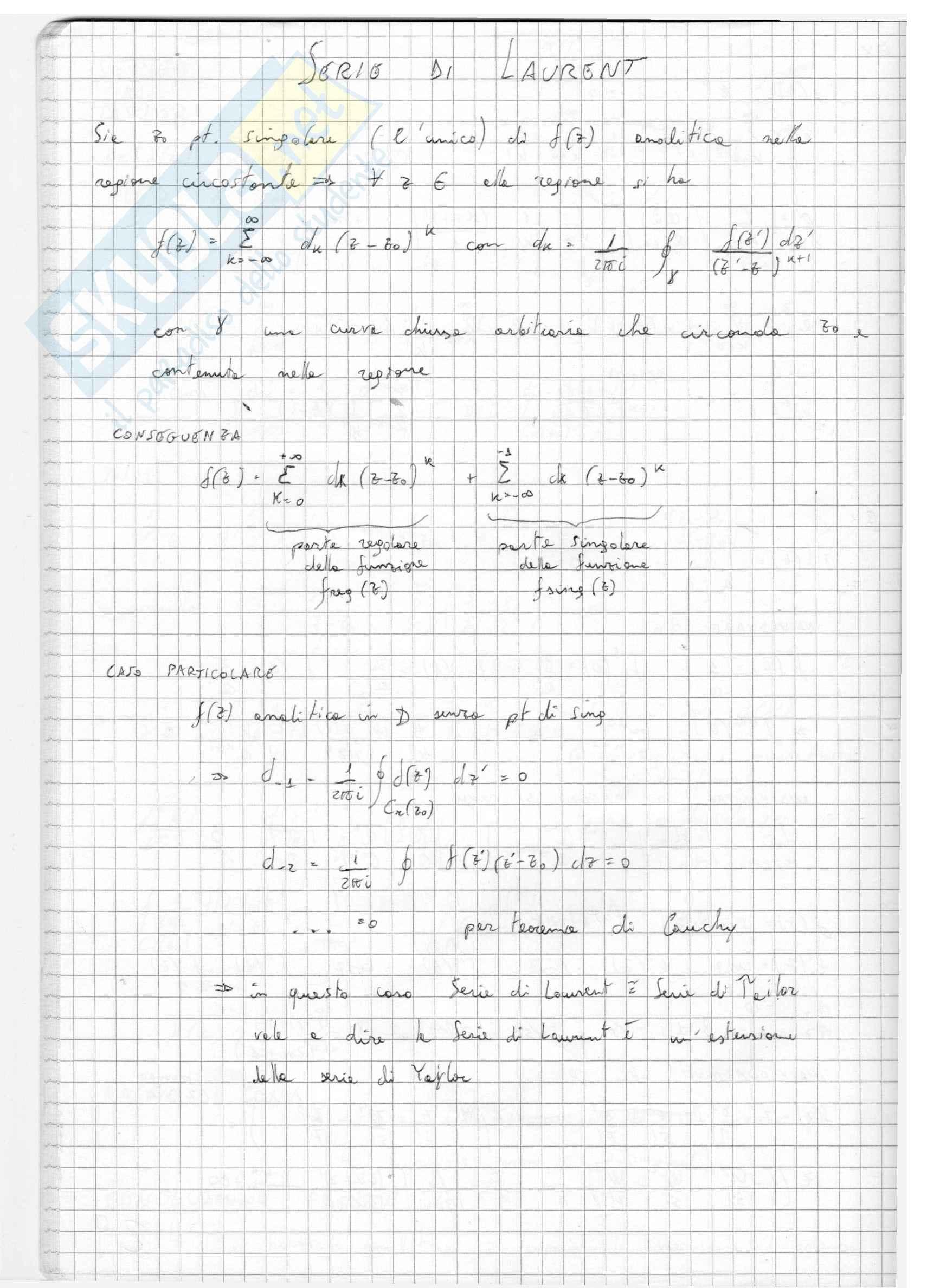 Fisica Matematica Pag. 31