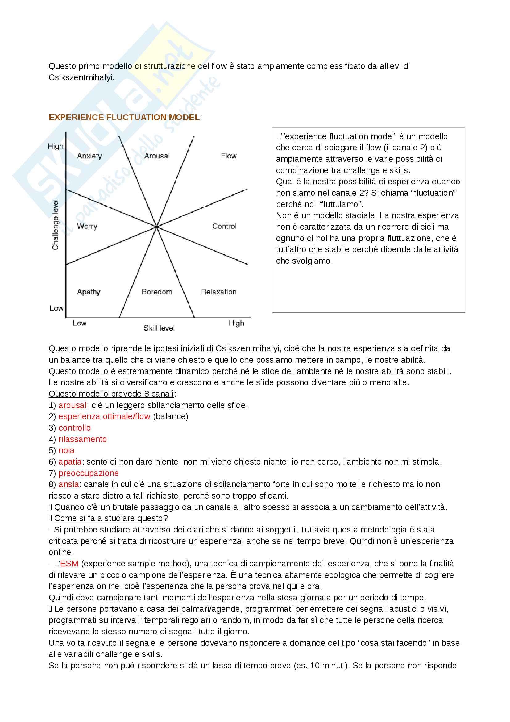 Sunto di motivazione, emozione e personalità, prof Steca, libro consigliato Psicologia generale, Cherubini Pag. 26