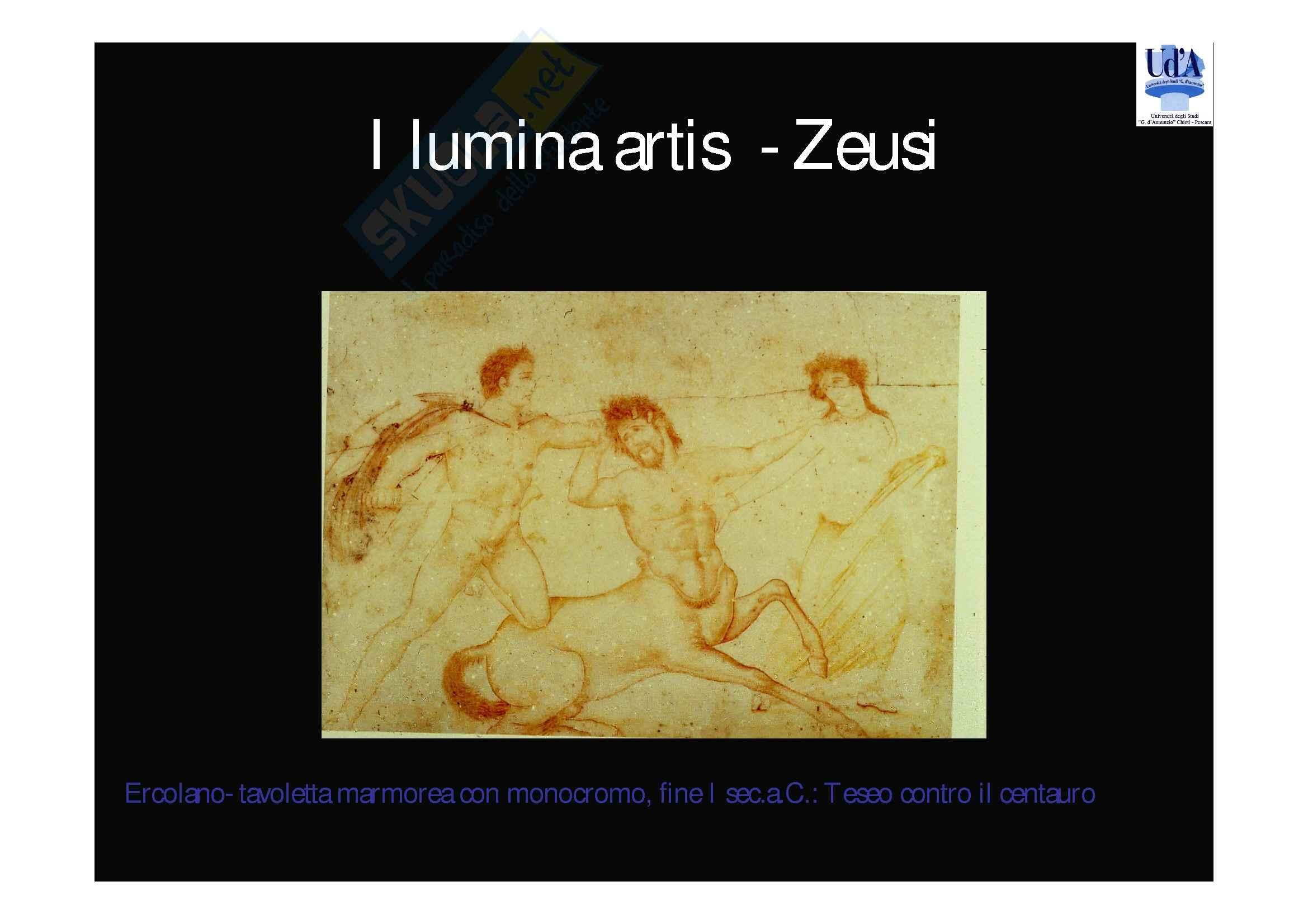 Pittura greca del V sec. a. C. Pag. 16