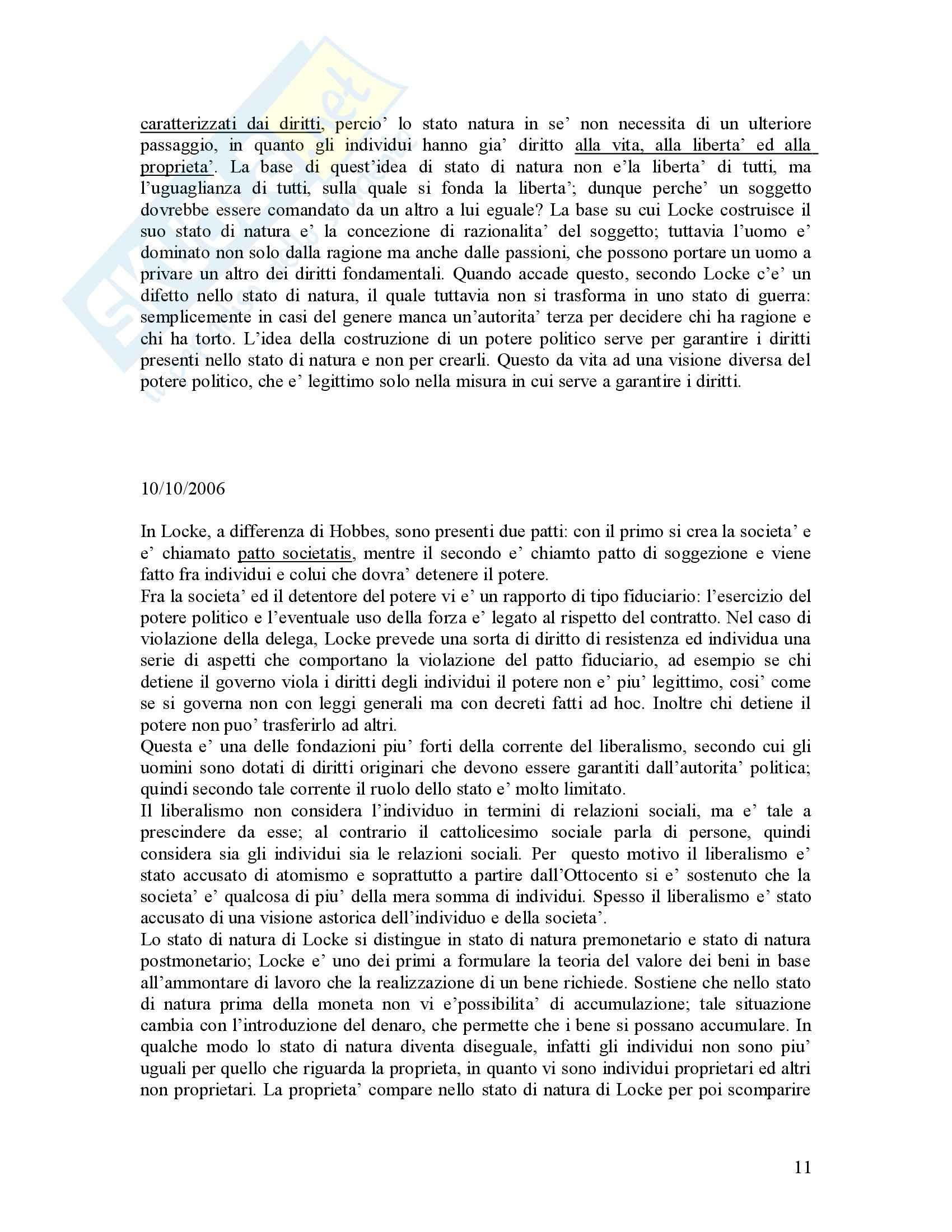 Filosofia del diritto - Riassunto esame, prof. Bongiovanni Pag. 11
