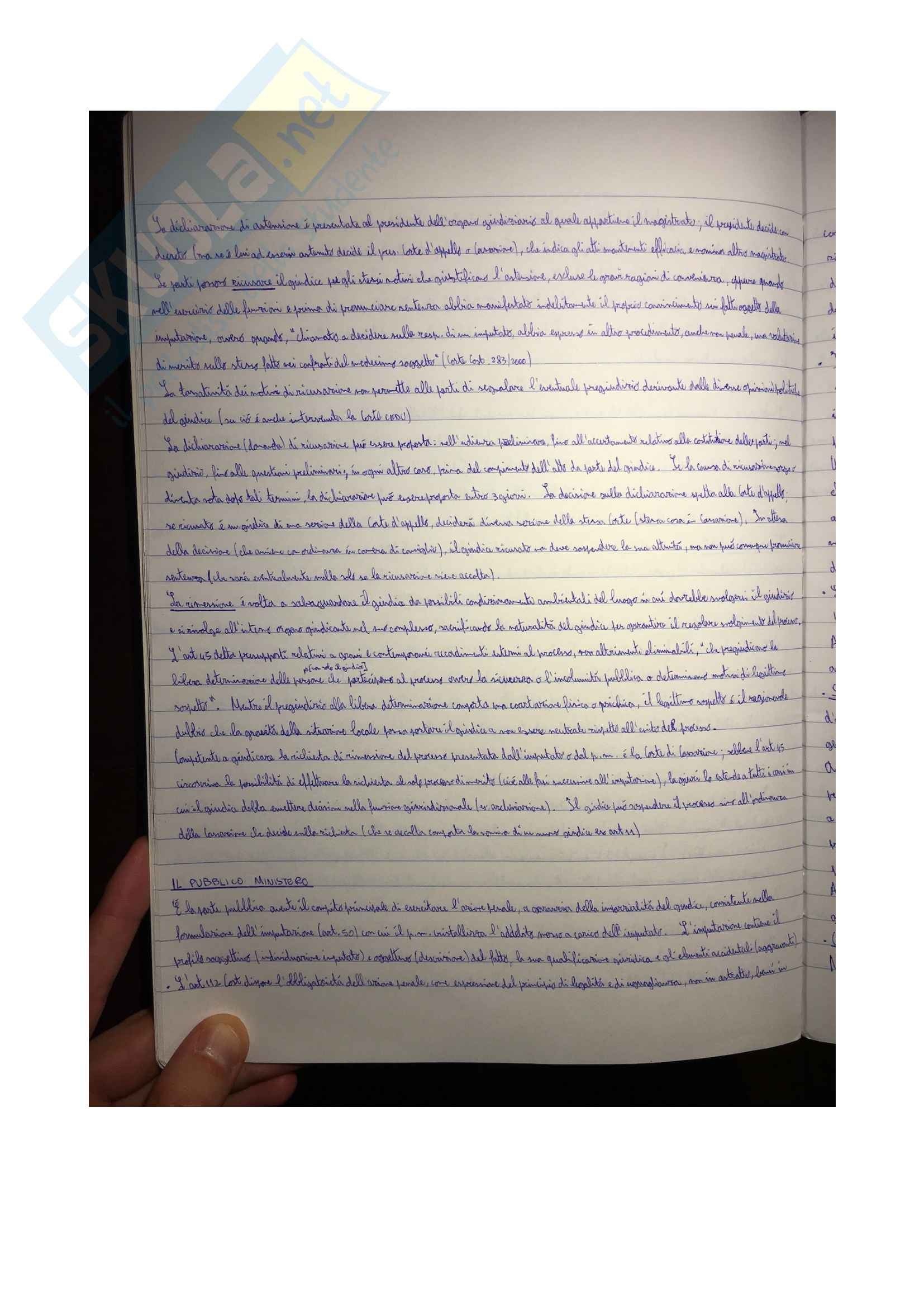 """Riassunto esame Procedura Penale, docente G.Paolozzi, libro consigliato """"Procedura Penale"""", di O.Dominioni Pag. 11"""