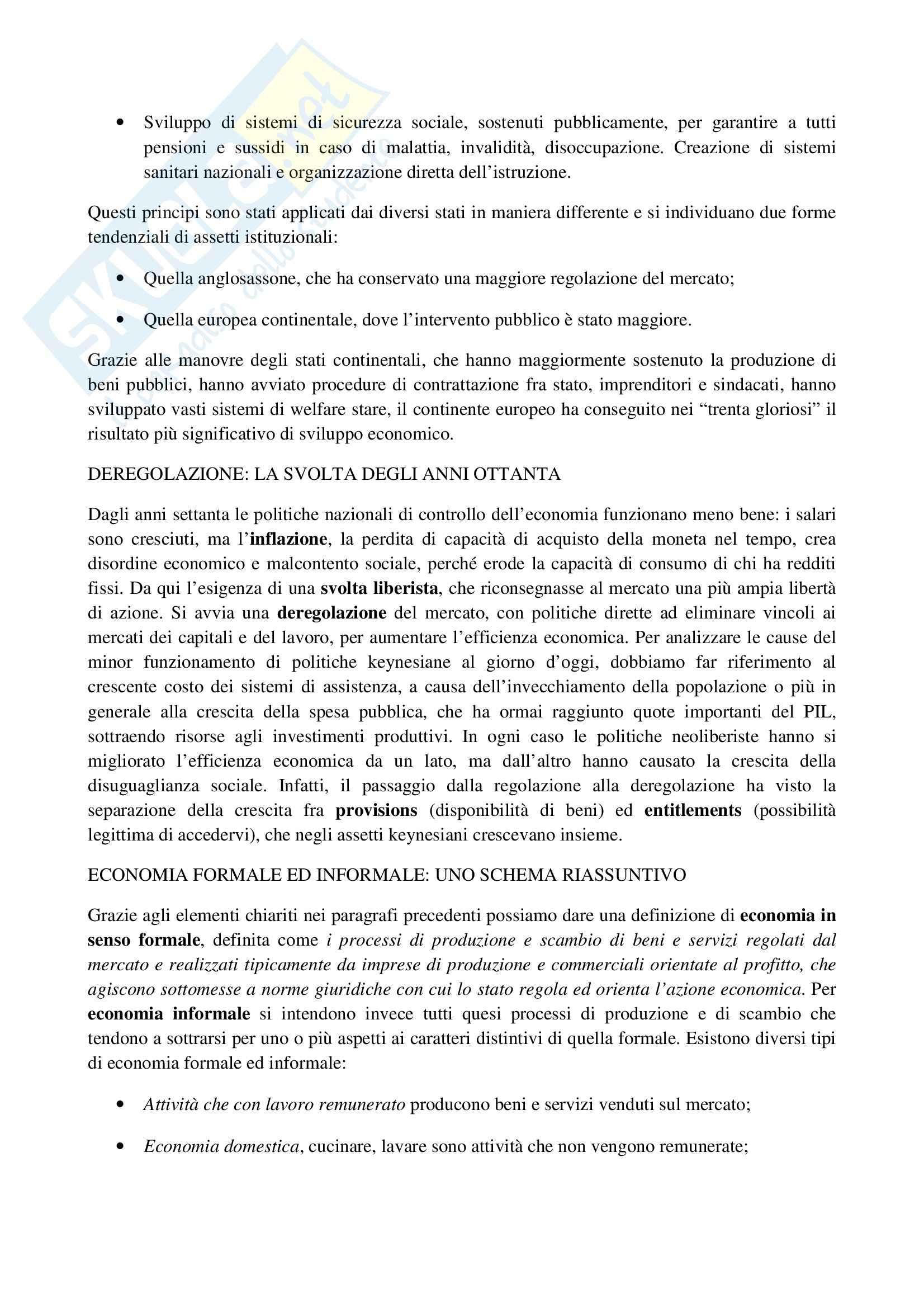 Riassunto esame Sociologia, prof. La Spina, libro consigliato Corso di sociologia, Bagnasco, Barbagli, Cavalli Pag. 26