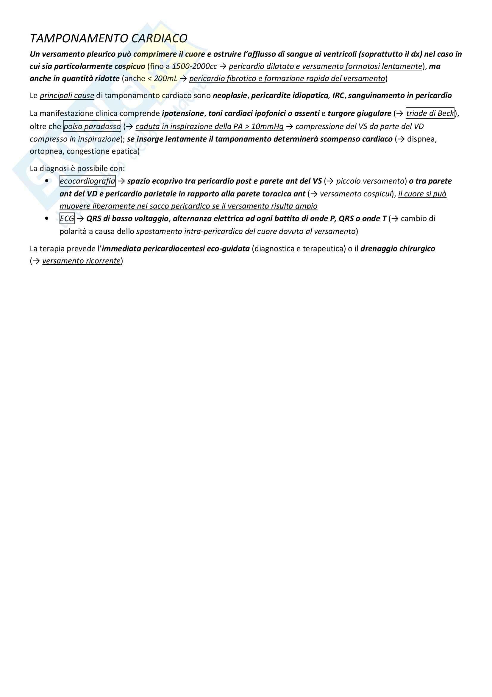 Lezioni, Cardiologia Pag. 36