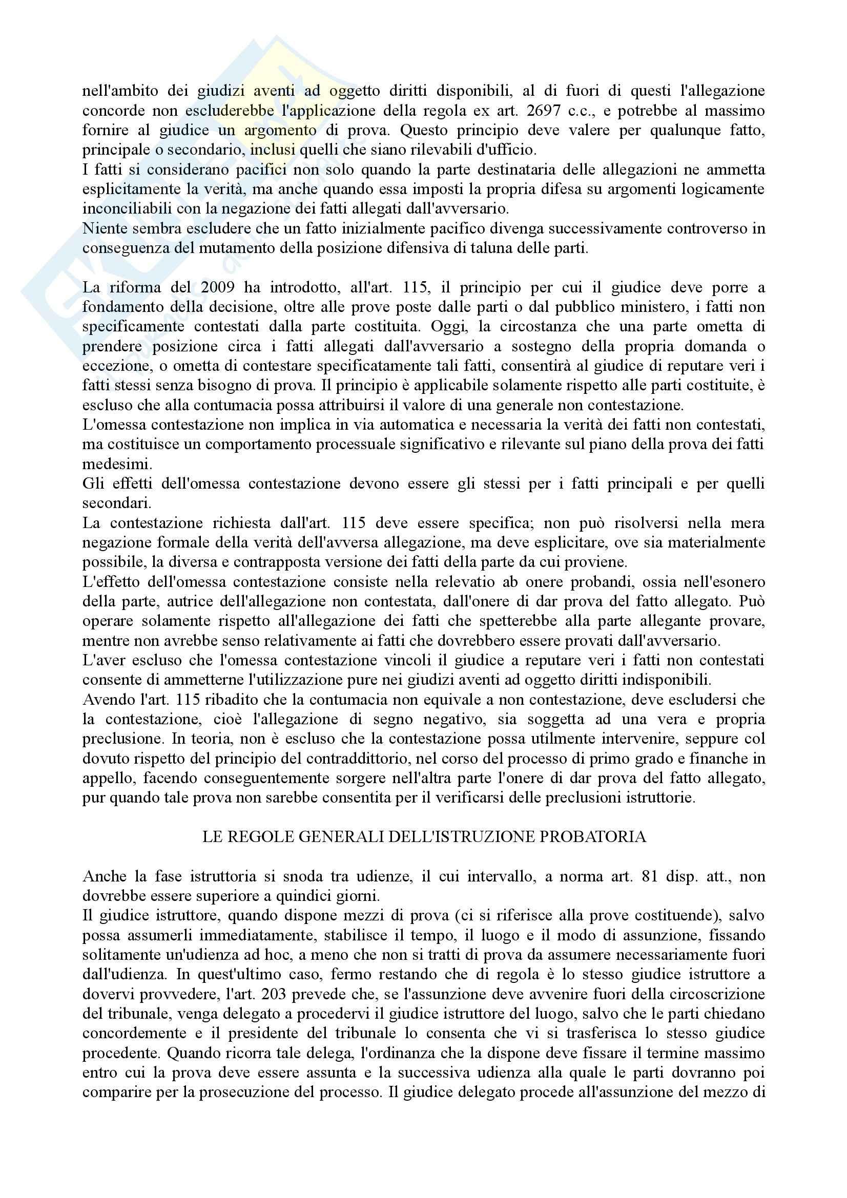Istituzioni di diritto processuale civile - Balena - Riassunto esame Pag. 16