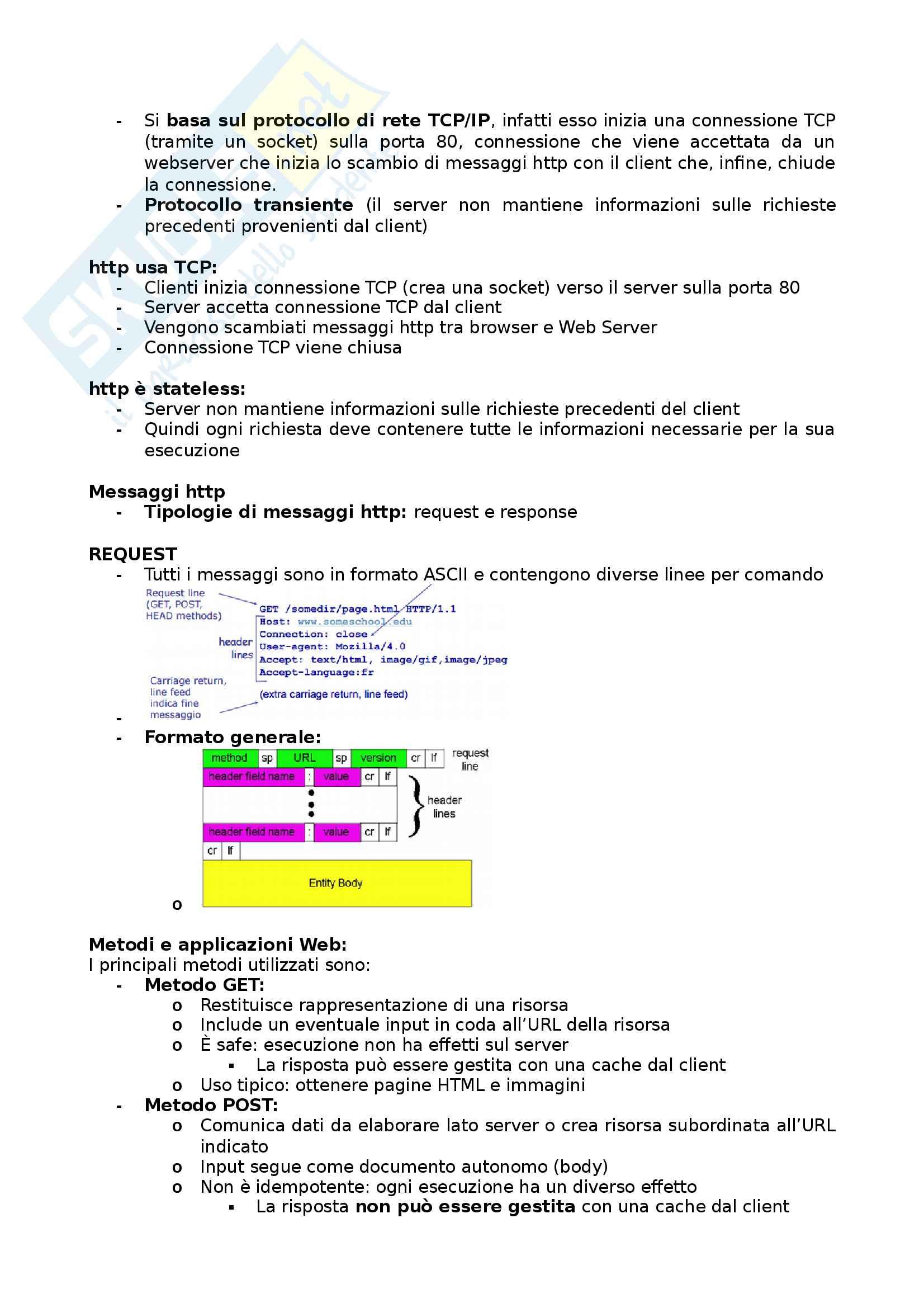 Sistemi Distribuiti - Riassunto del corso Pag. 11