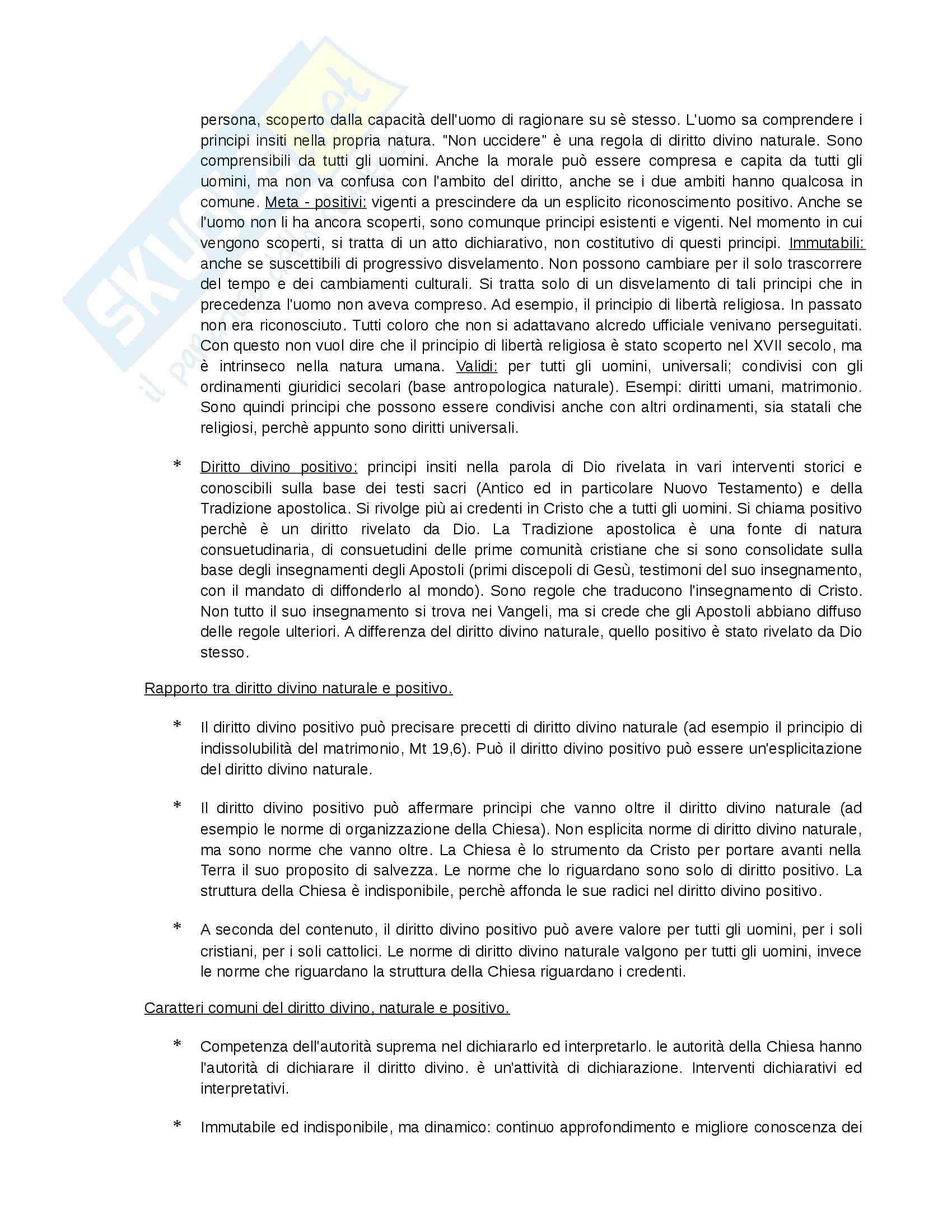 Diritto comparato delle religioni nei Paesi europei - Appunti Pag. 11