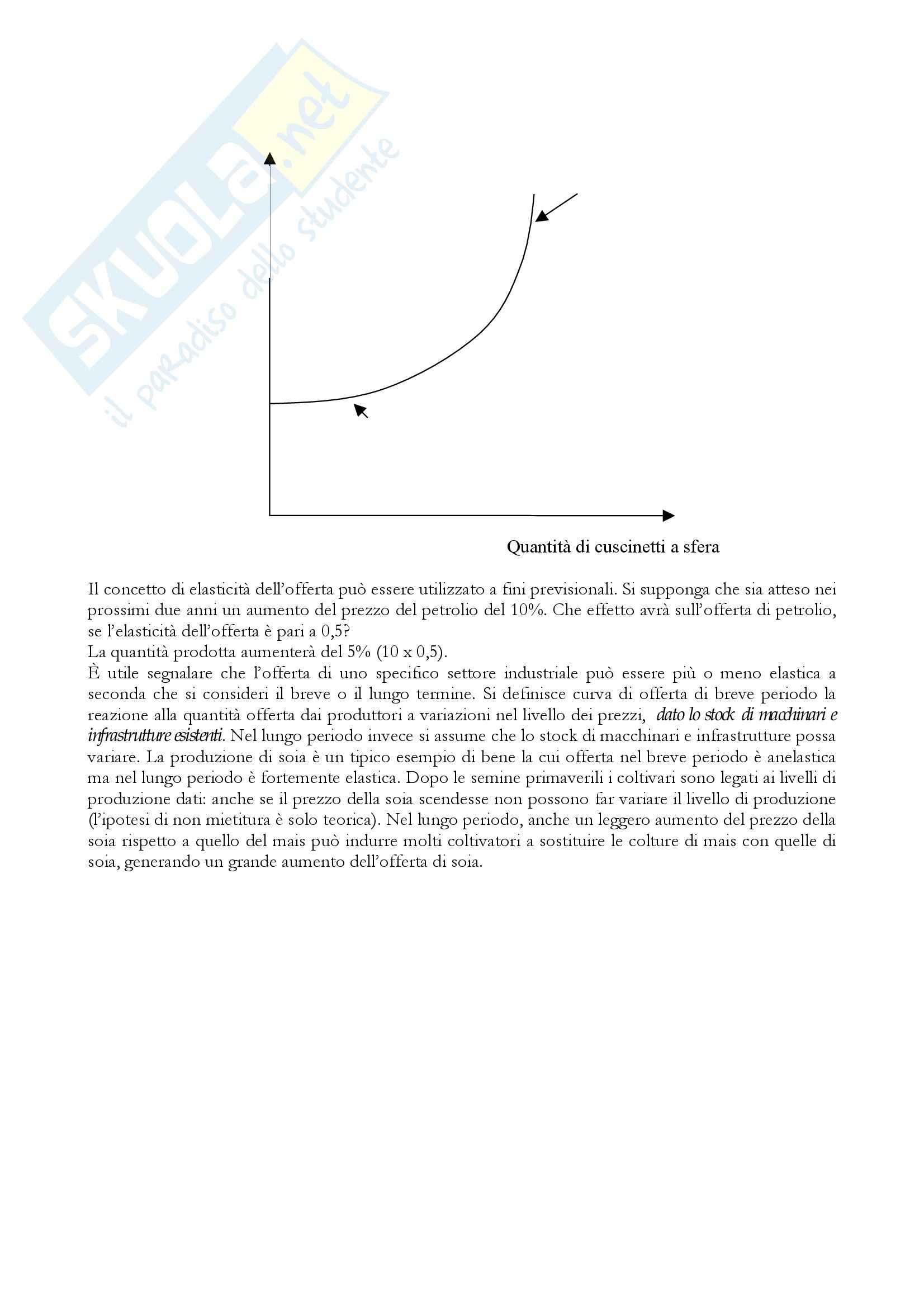 Teoria economica d'impresa - Introduzione Pag. 11