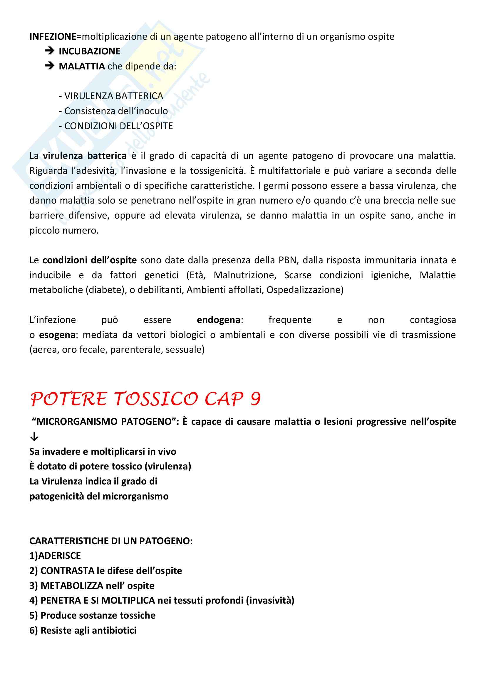 Microbiologia - Appunti Pag. 21