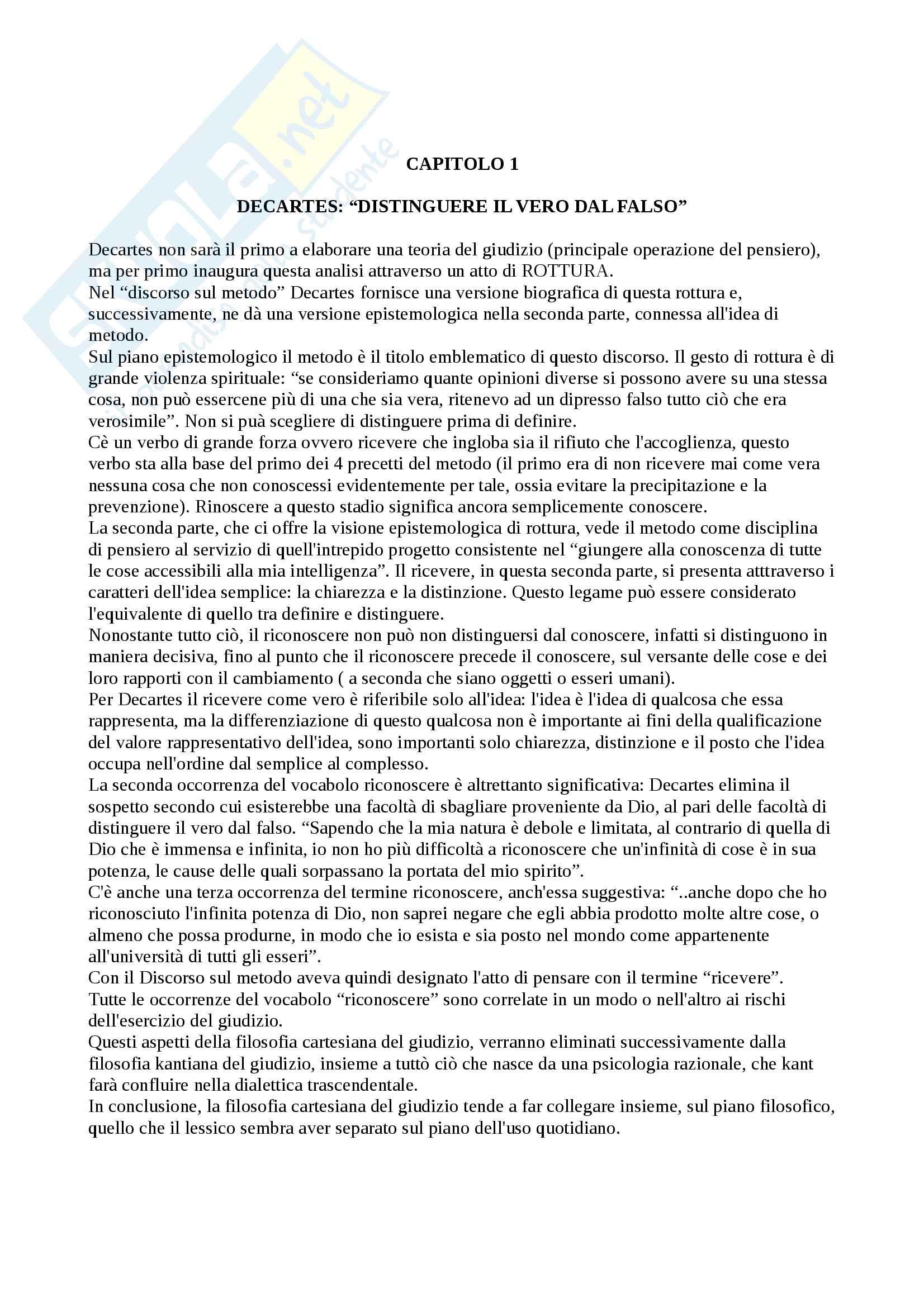 Riassunto esame filosofia, libro consigliato Percorsi del riconoscimento, Paul Ricoeur Pag. 2