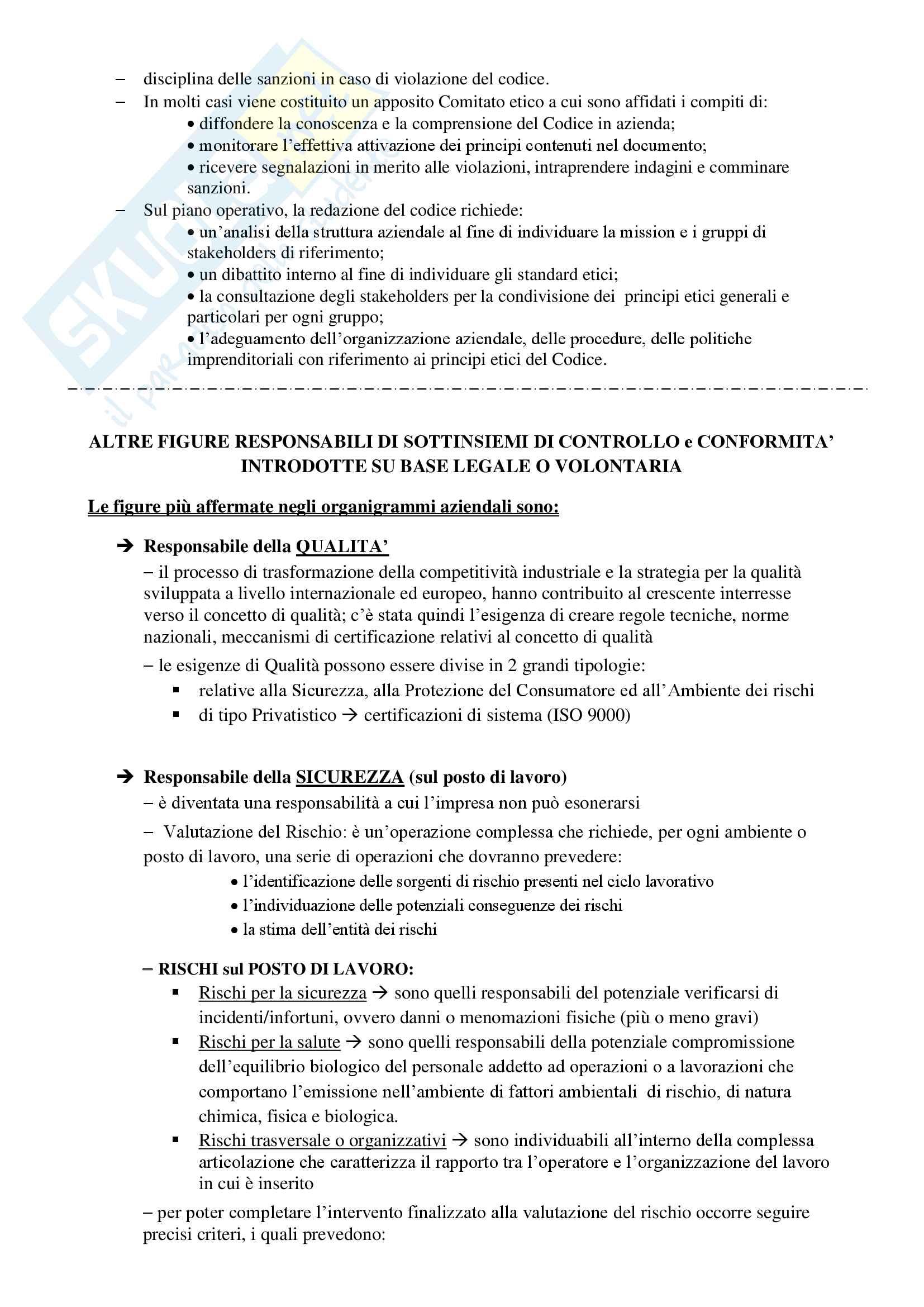 Sistemi informativi aziendali (appunti e schemi) Pag. 21