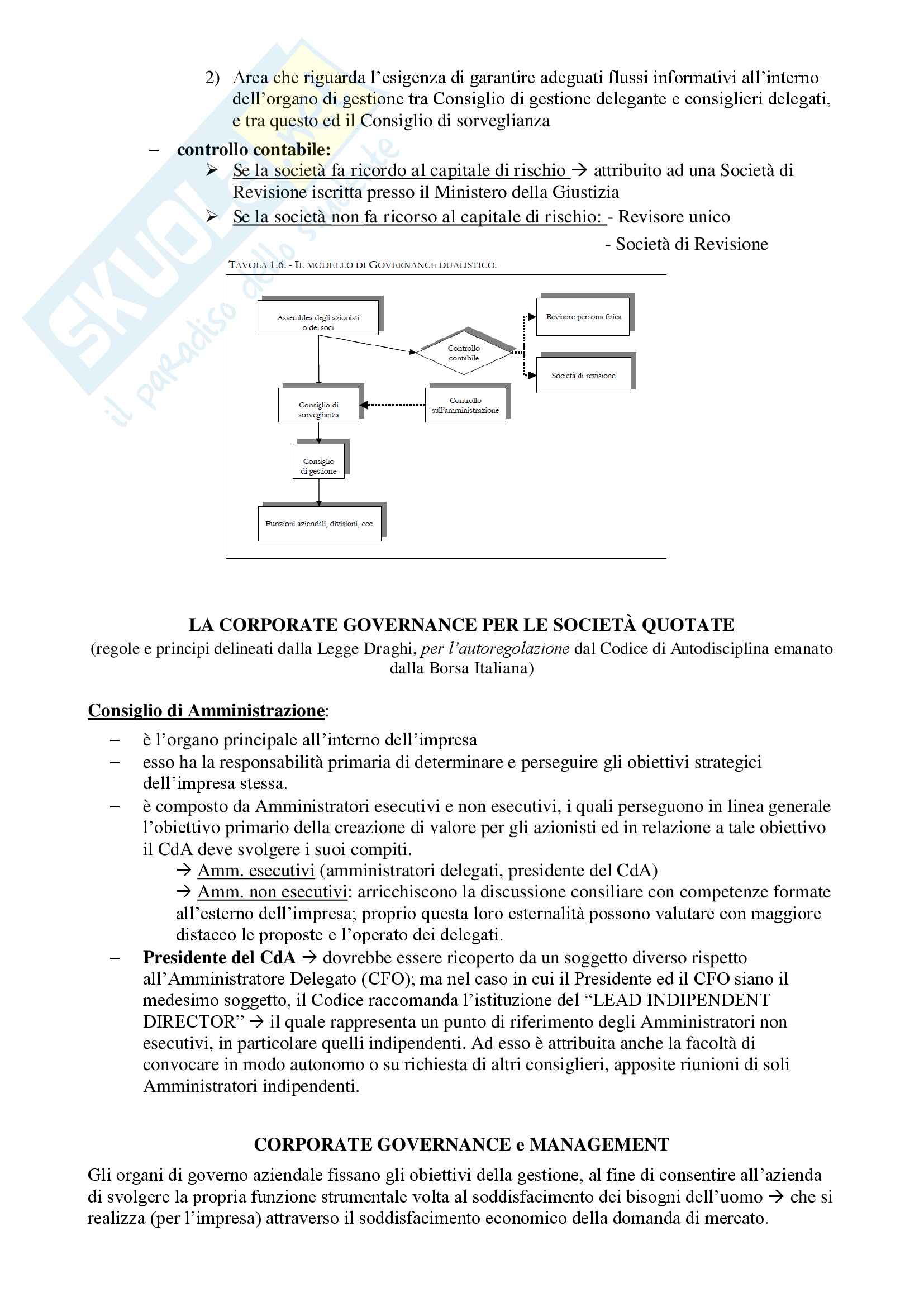 Sistemi informativi aziendali (appunti e schemi) Pag. 6