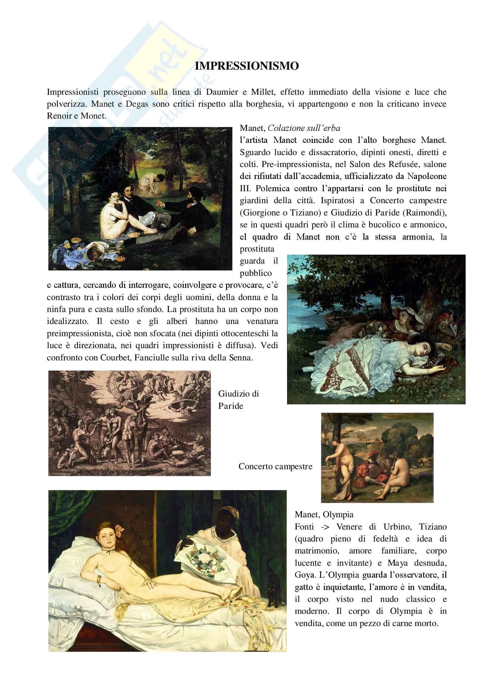 Appunti Arte contemporanea (con immagini) - Di Raddo Pag. 21