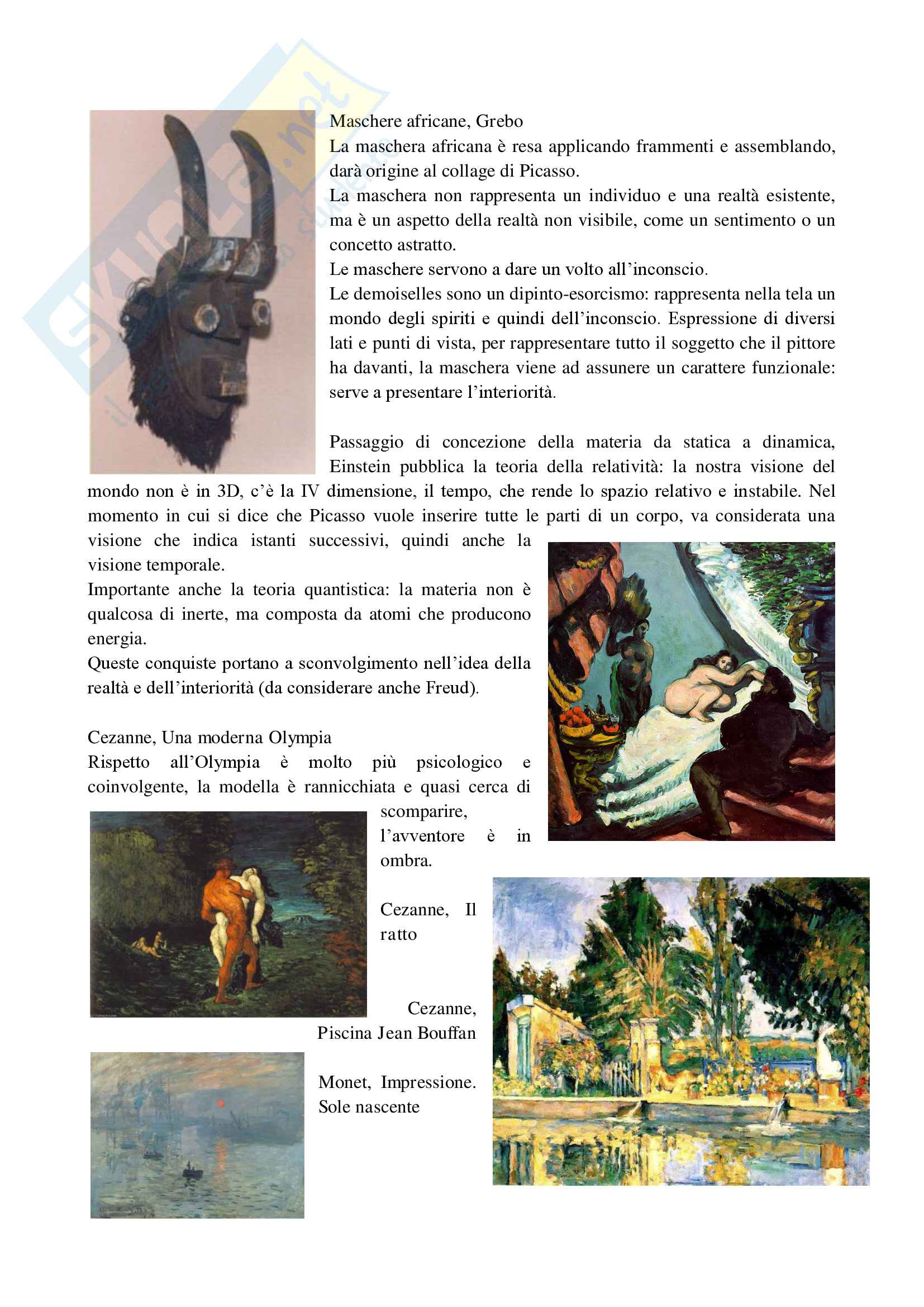 Appunti Arte contemporanea (con immagini) - Di Raddo Pag. 31