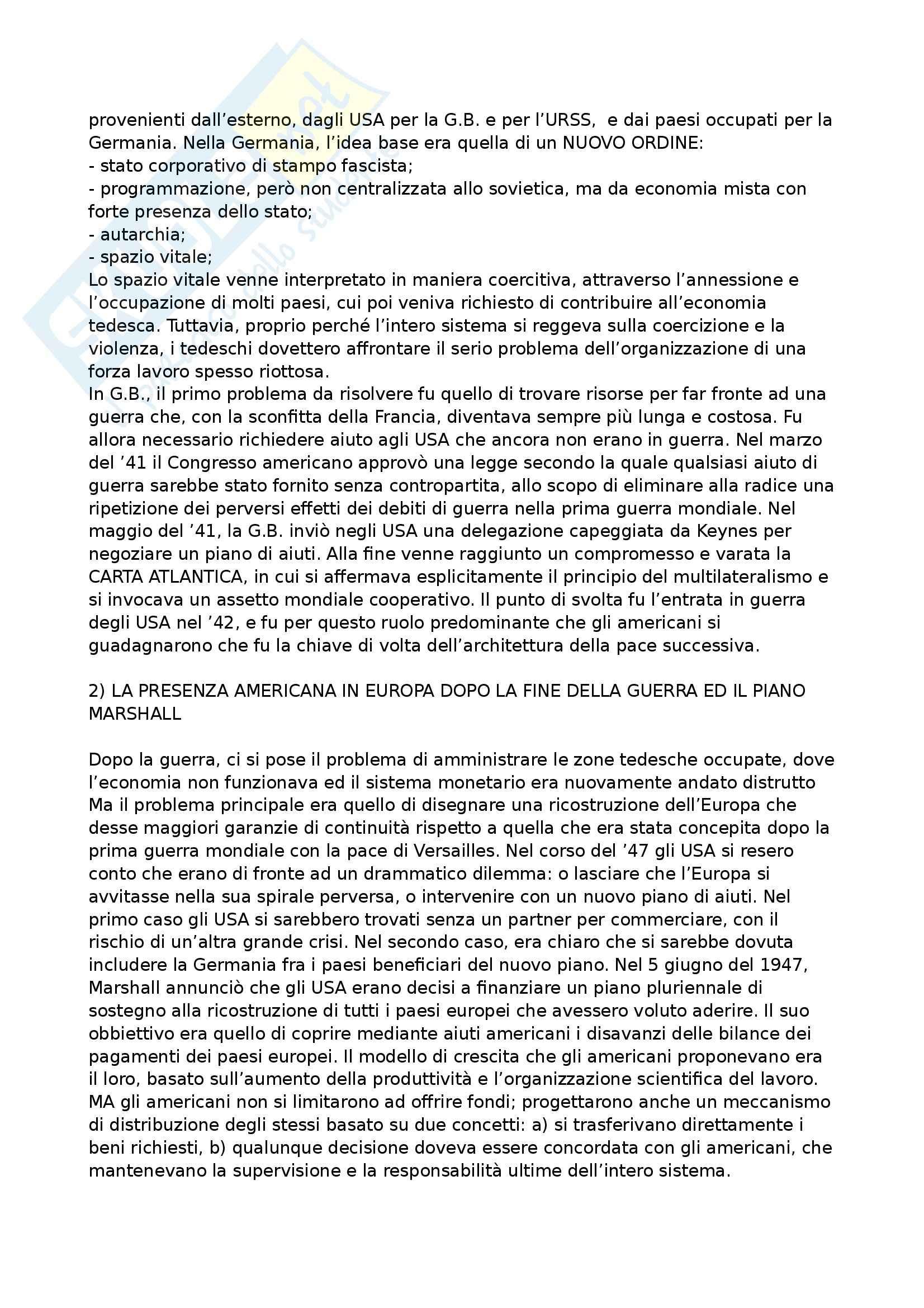 Riassunto esame Storia Economica, prof. Chiapparino, libro consigliato Dalla Rivoluzione Industriale all'Integrazione Europea di Zamagni Pag. 21