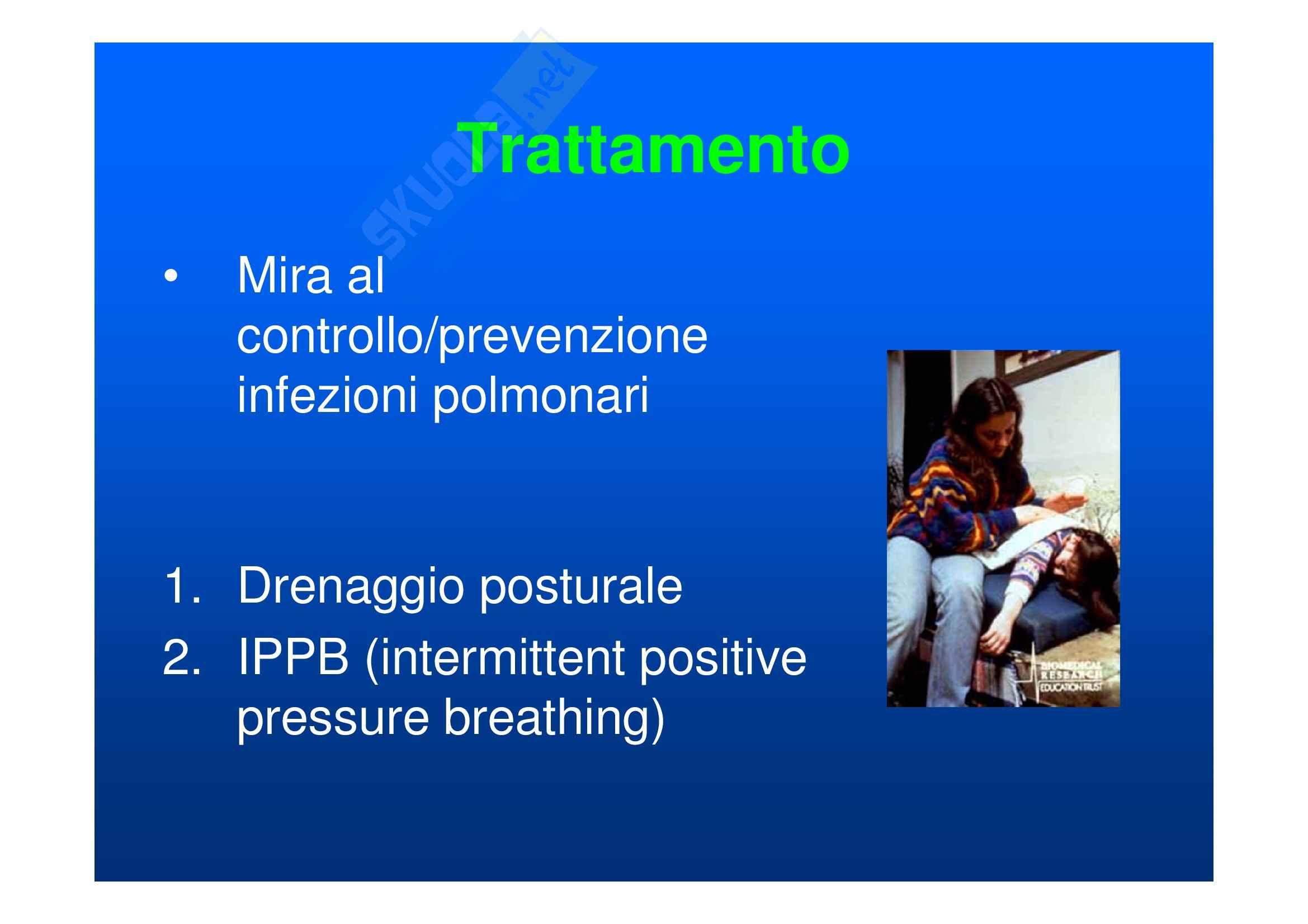 Fibrosi cistica Pag. 16