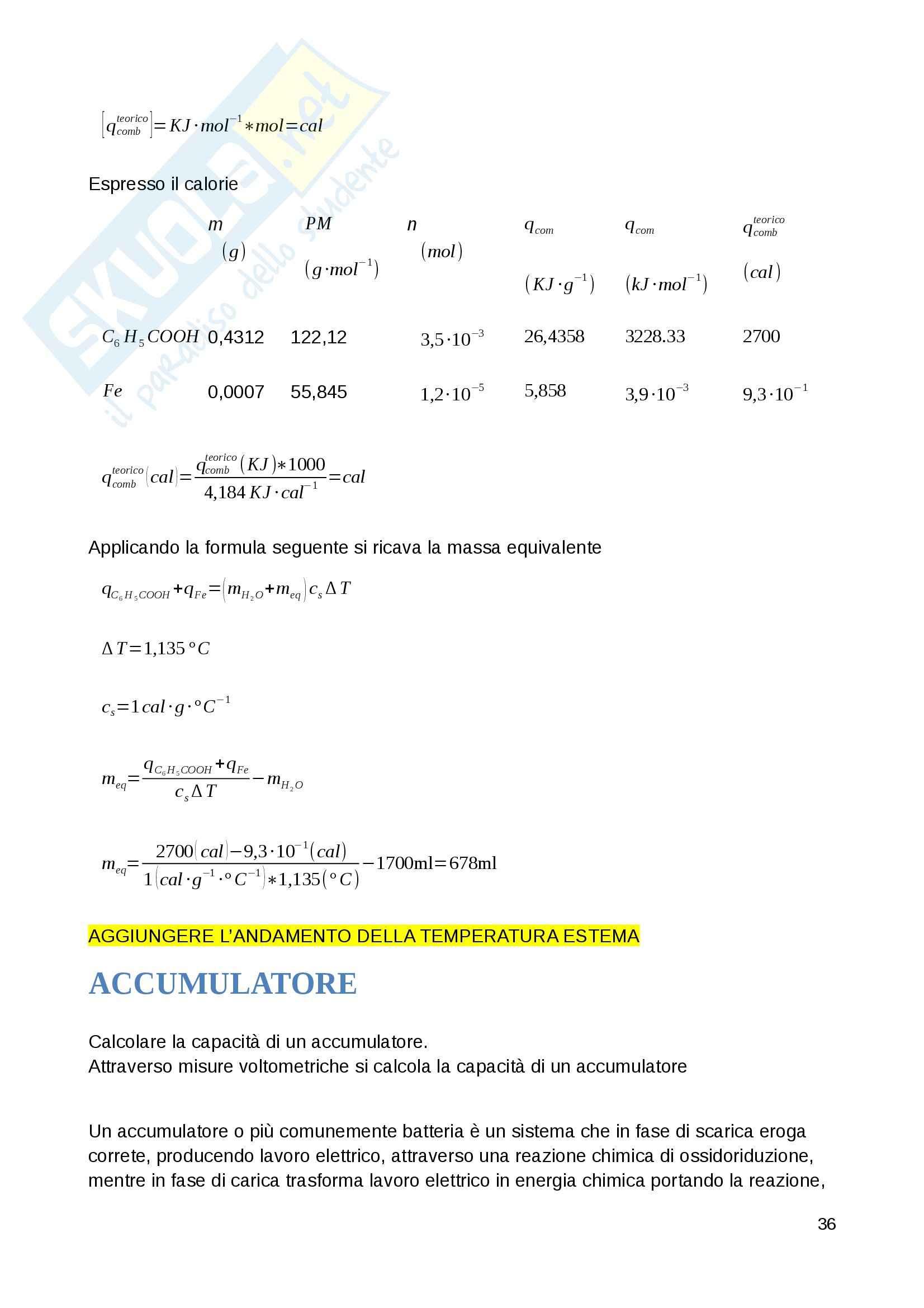 Relazioni laboratorio Chimica fisica 1 Pag. 36