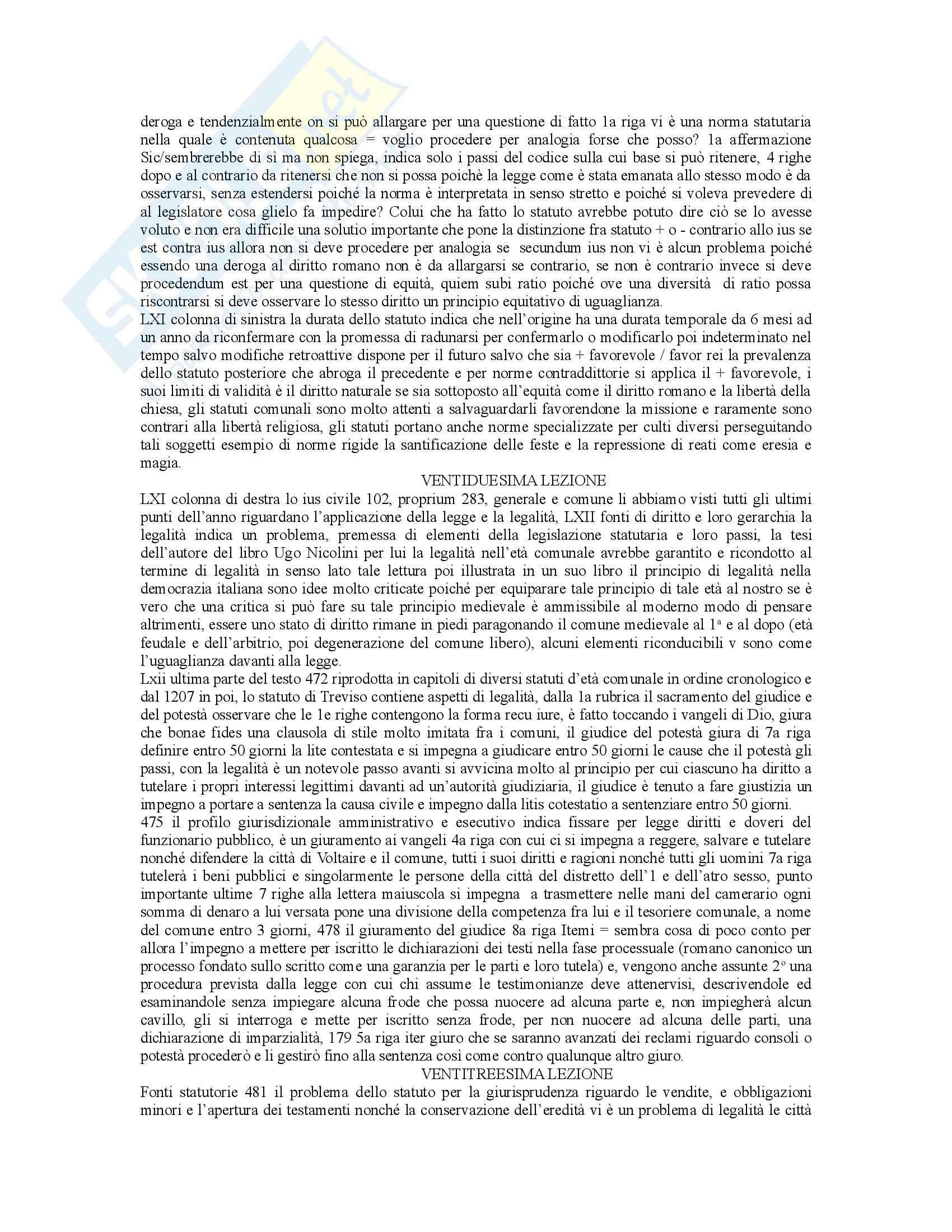 Diritto comune - Appunti Pag. 21