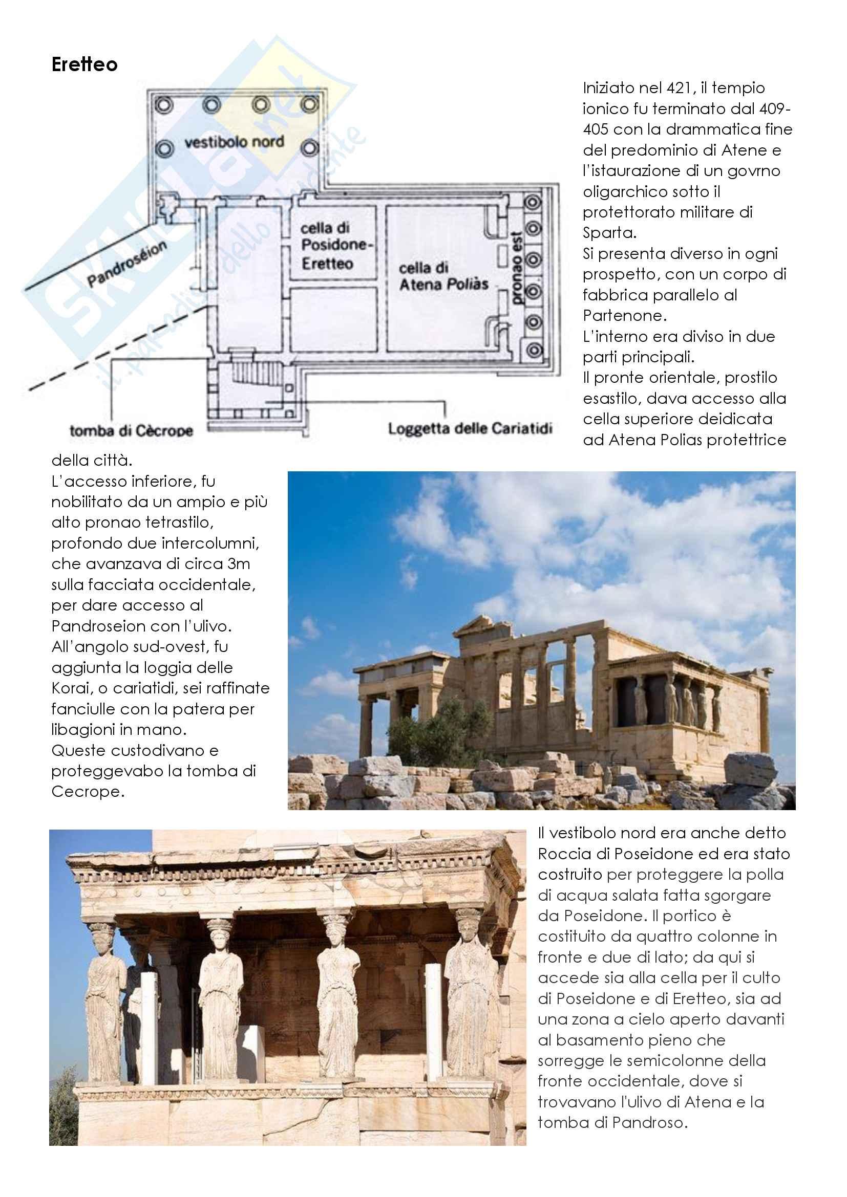Riassunti di storia dell'architettura antica e medievale Pag. 11