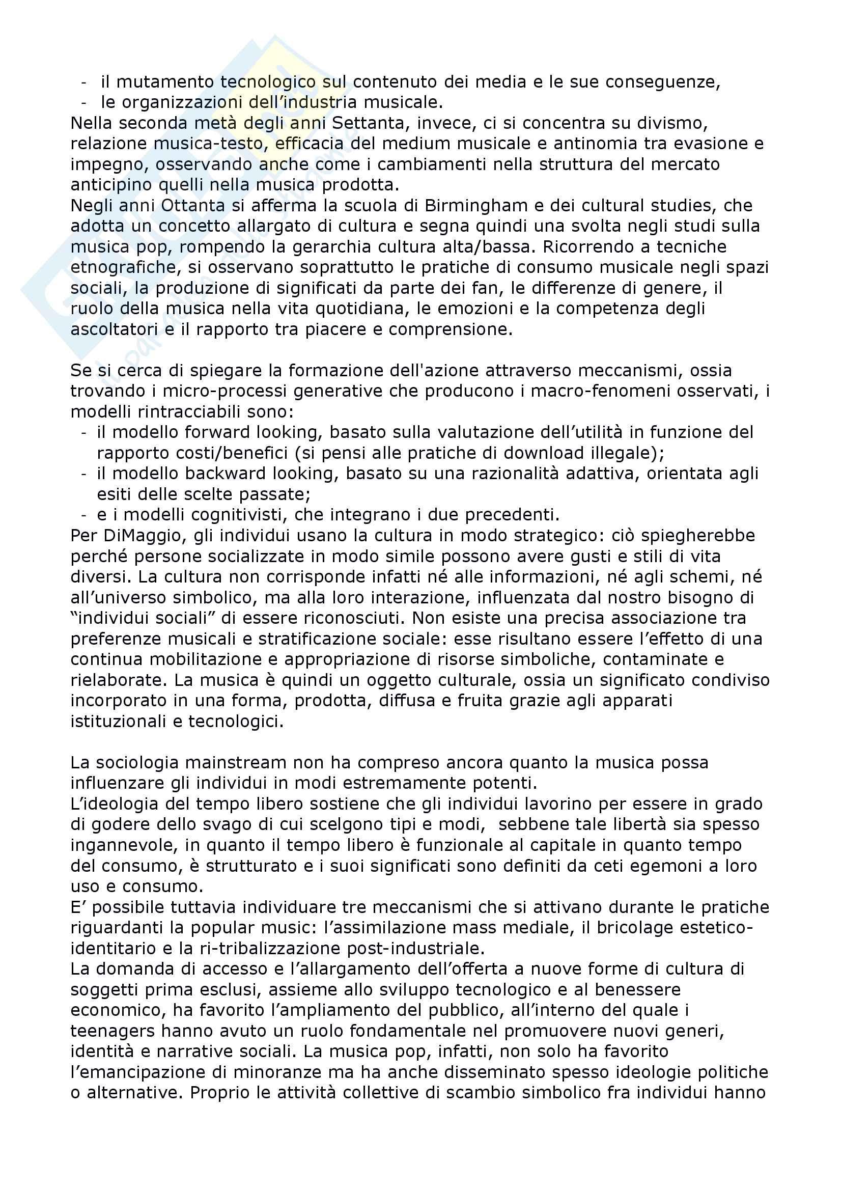 """Riassunto esame Sociologia del tempo libero, prof. Russo libro consigliato Consumare - investire il tempo libero"""", Lo Verde Pag. 21"""