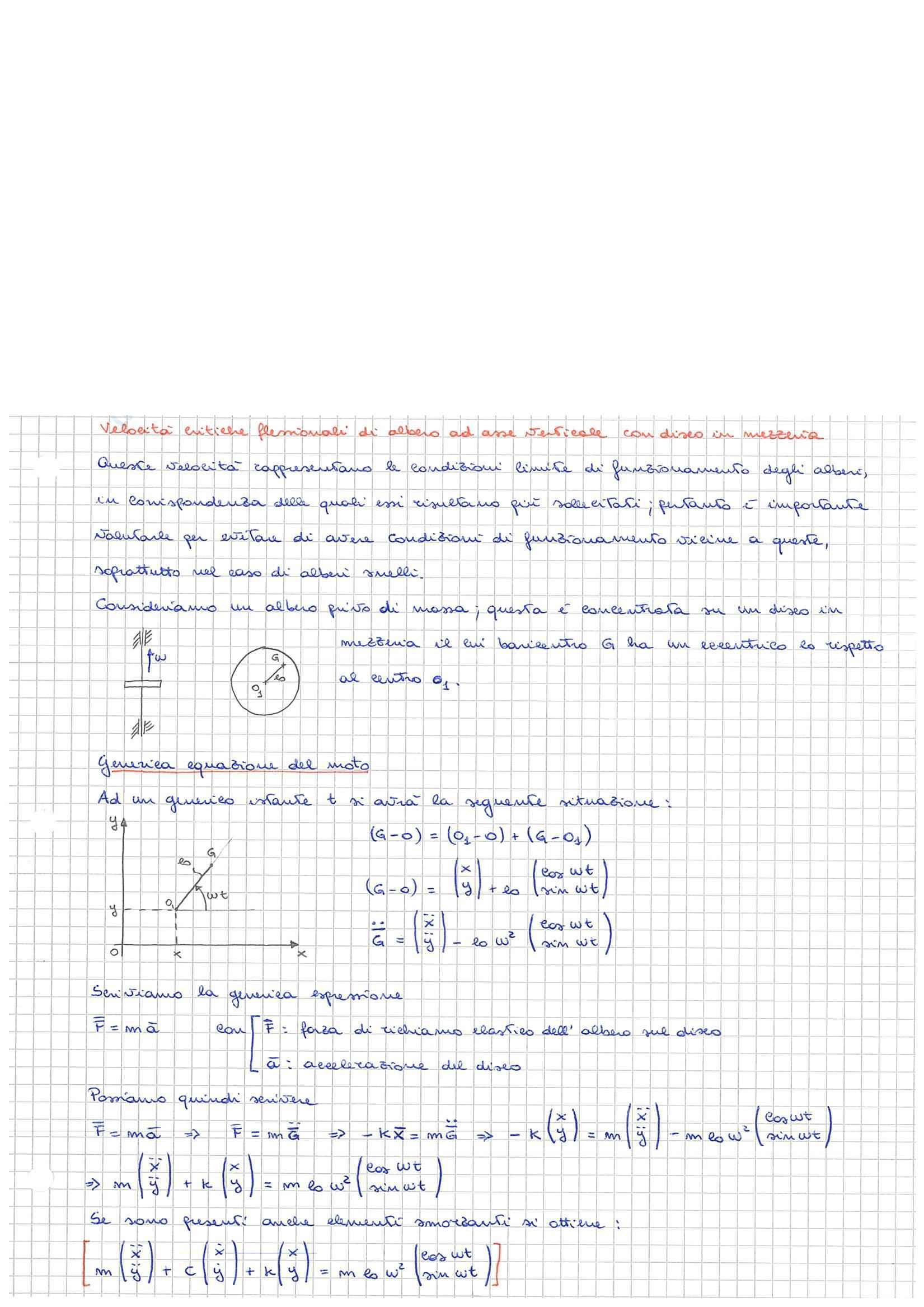 Meccanica del Veicolo - Appunti parte 03