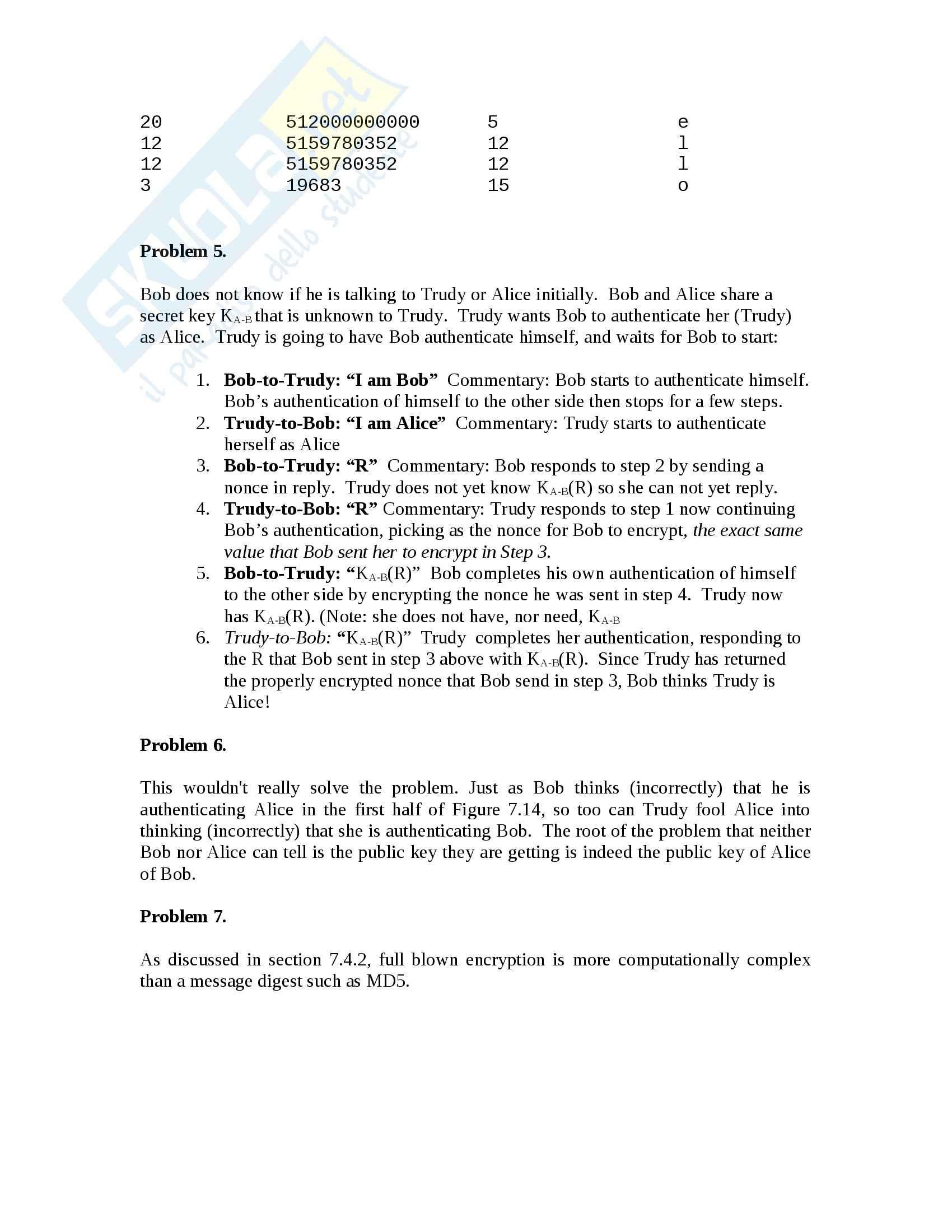 Reti di Calcolatori - Esercizi Pag. 76