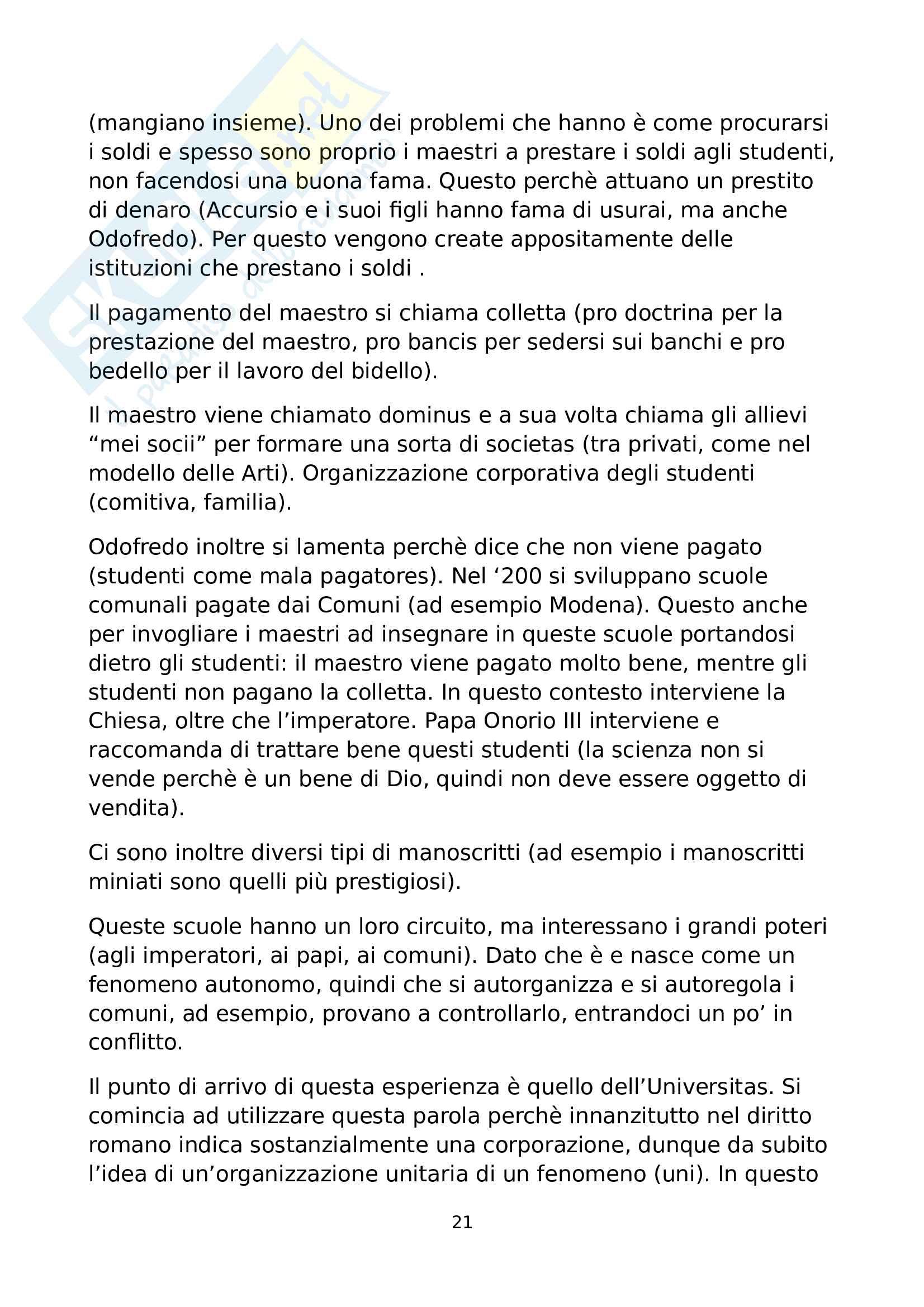 Storia del diritto 1 Pag. 21